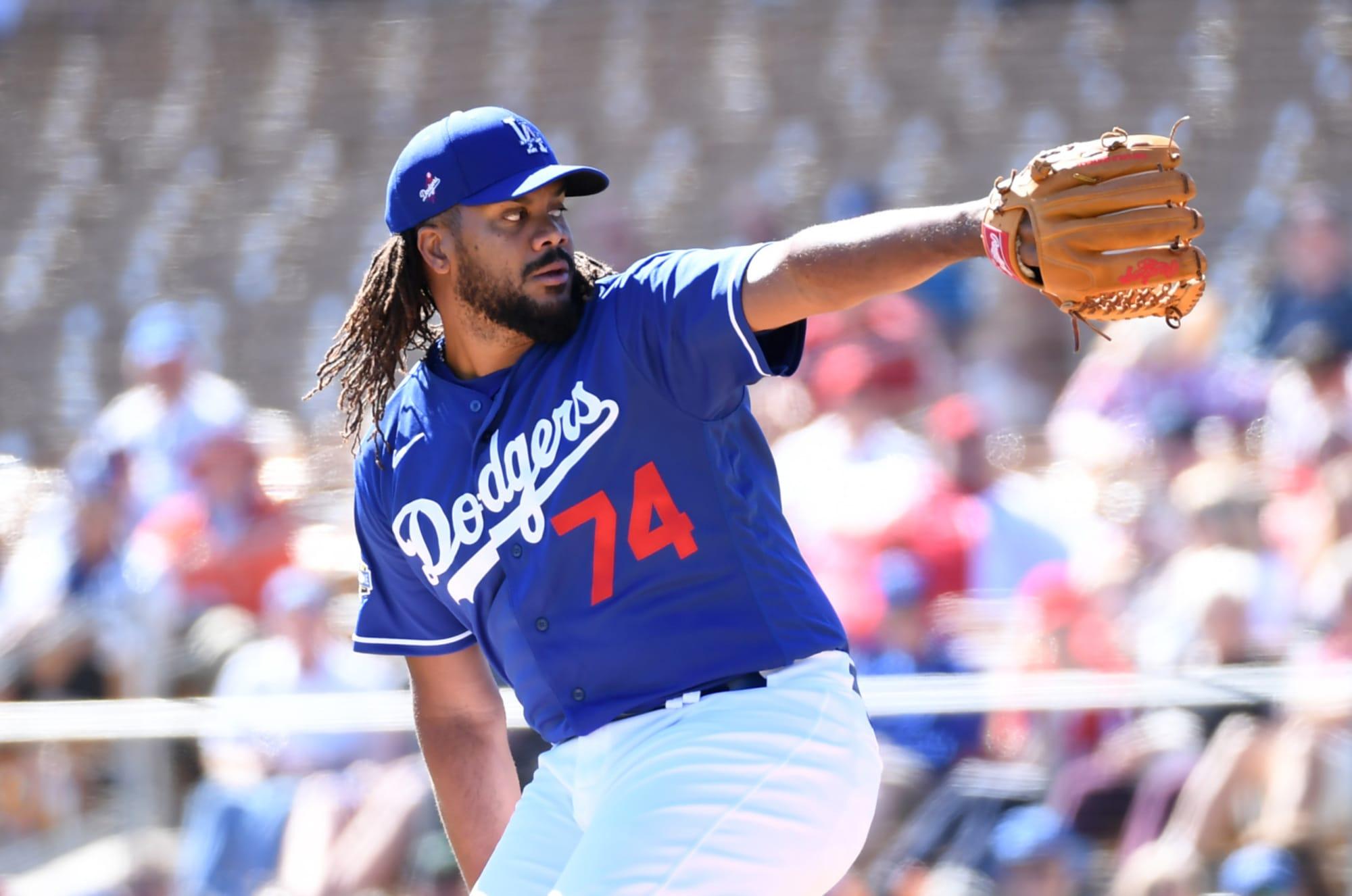 Los Angeles Dodgers have bullpen ranked Top-10 in baseball  Dodgers Baseball