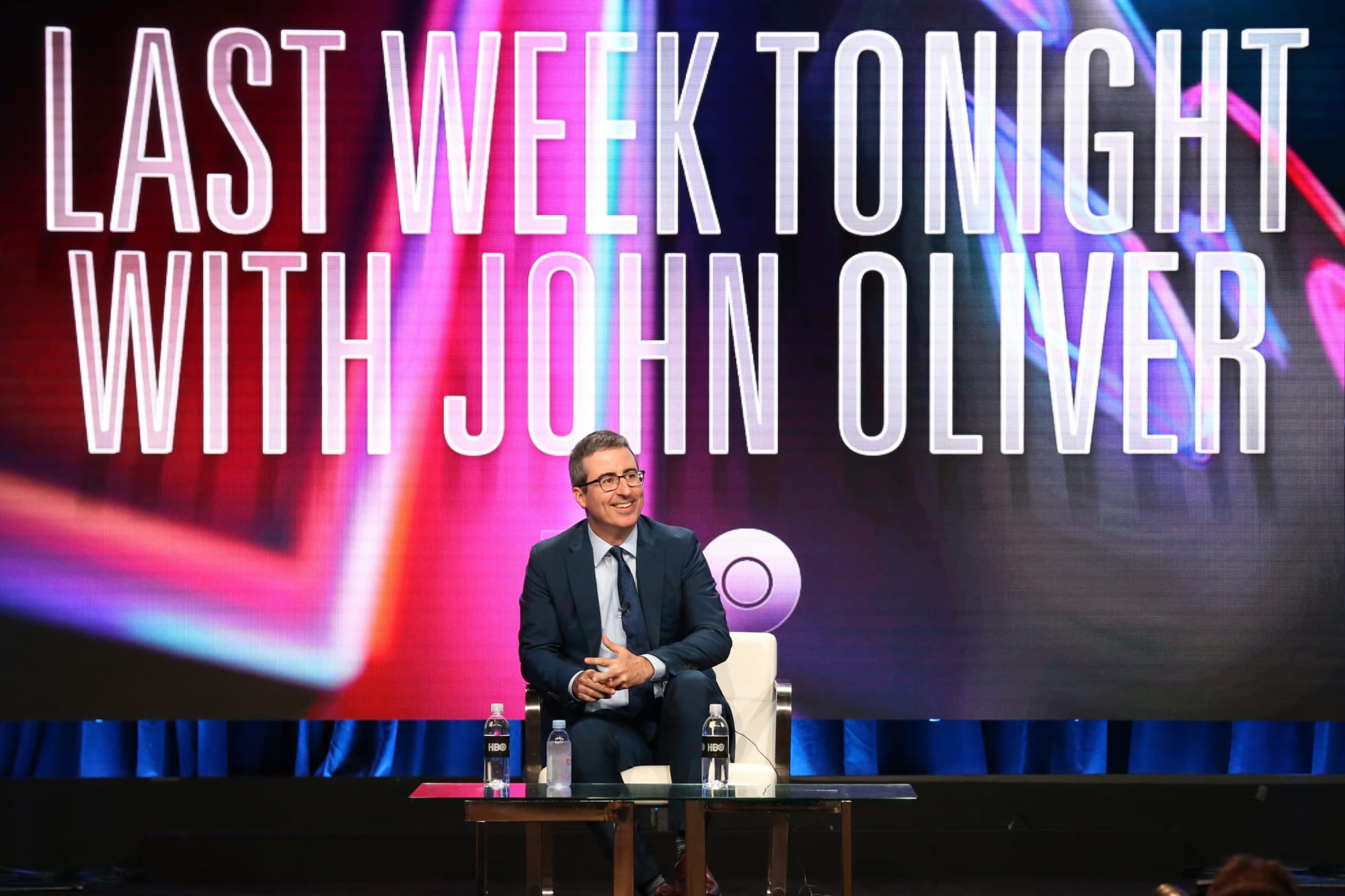 Is Last Week Tonight with John Oliver new for August 9?