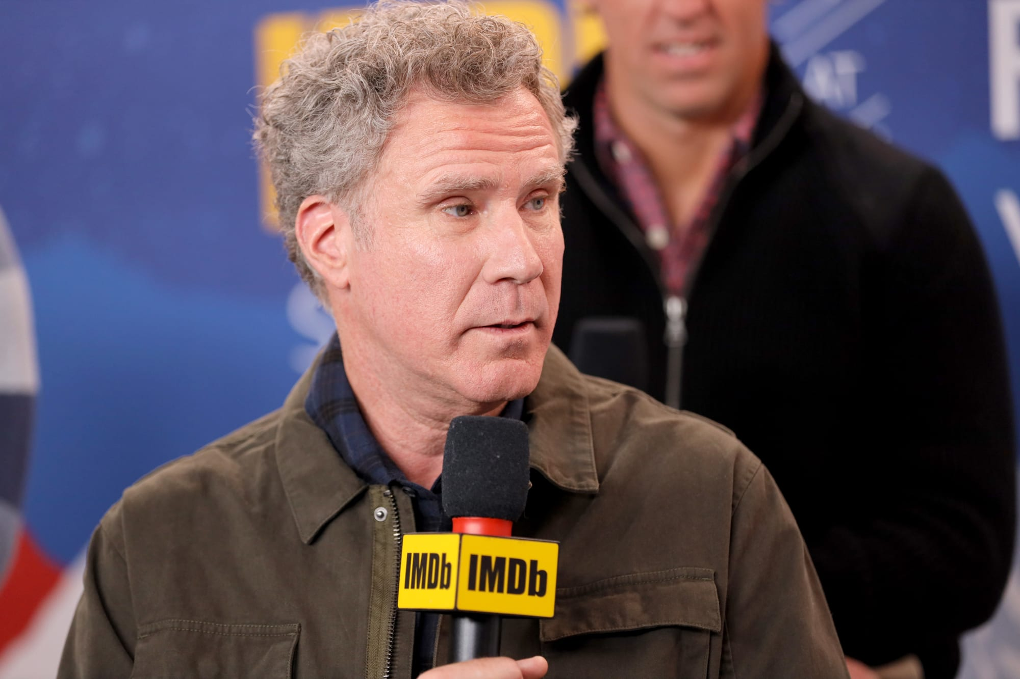Will Ferrell is surviving quarantine with bootleg DVDs