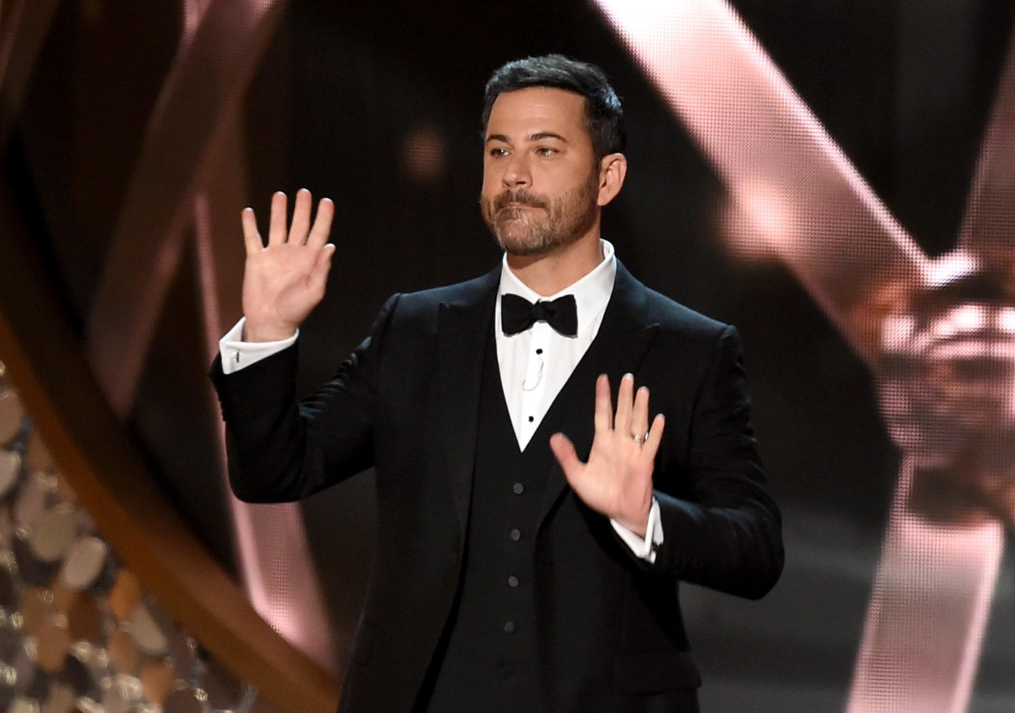 Is Jimmy Kimmel Live new tonight, November 25?
