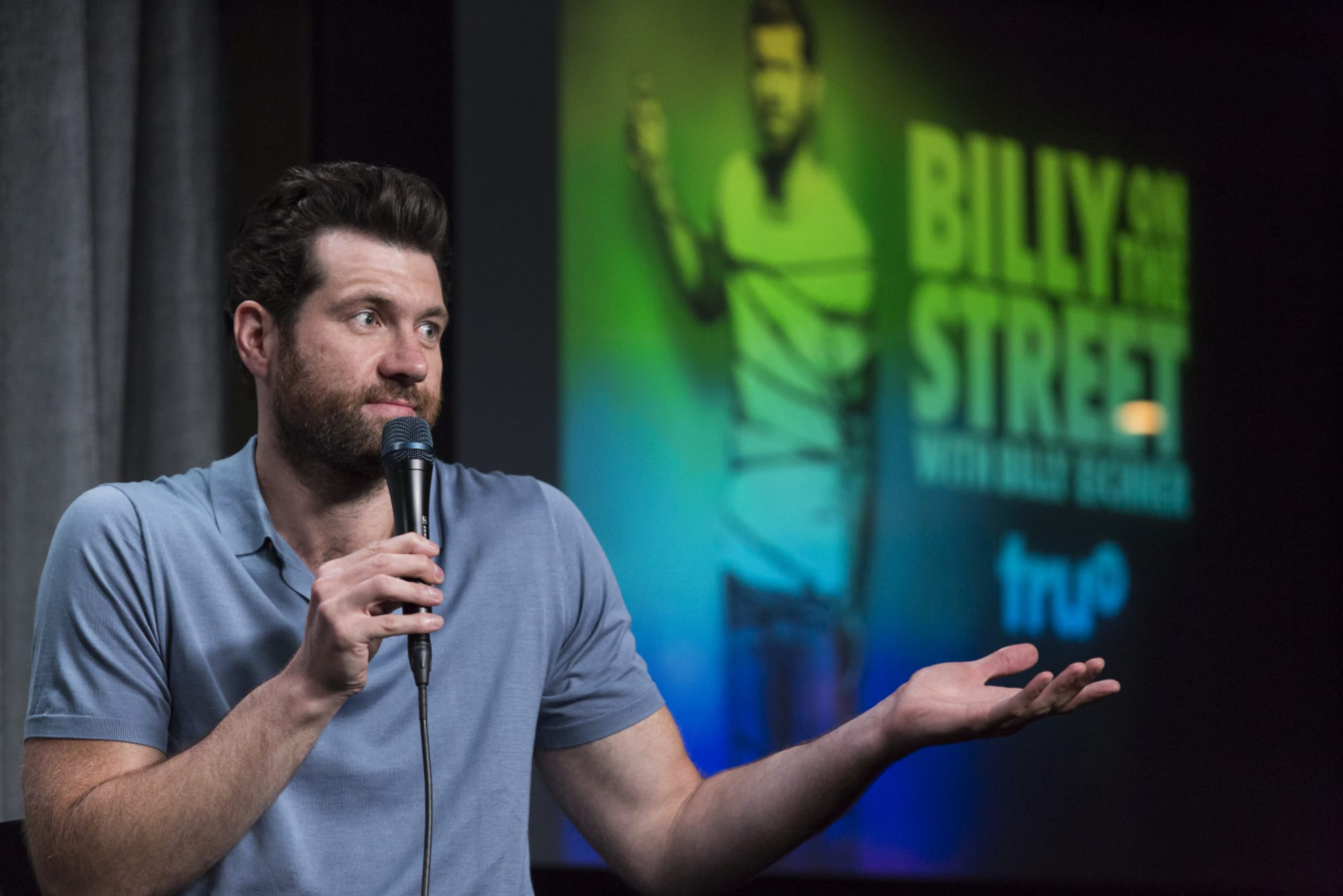 Billy Eichner is using Cameo to deliver much-needed PSAs