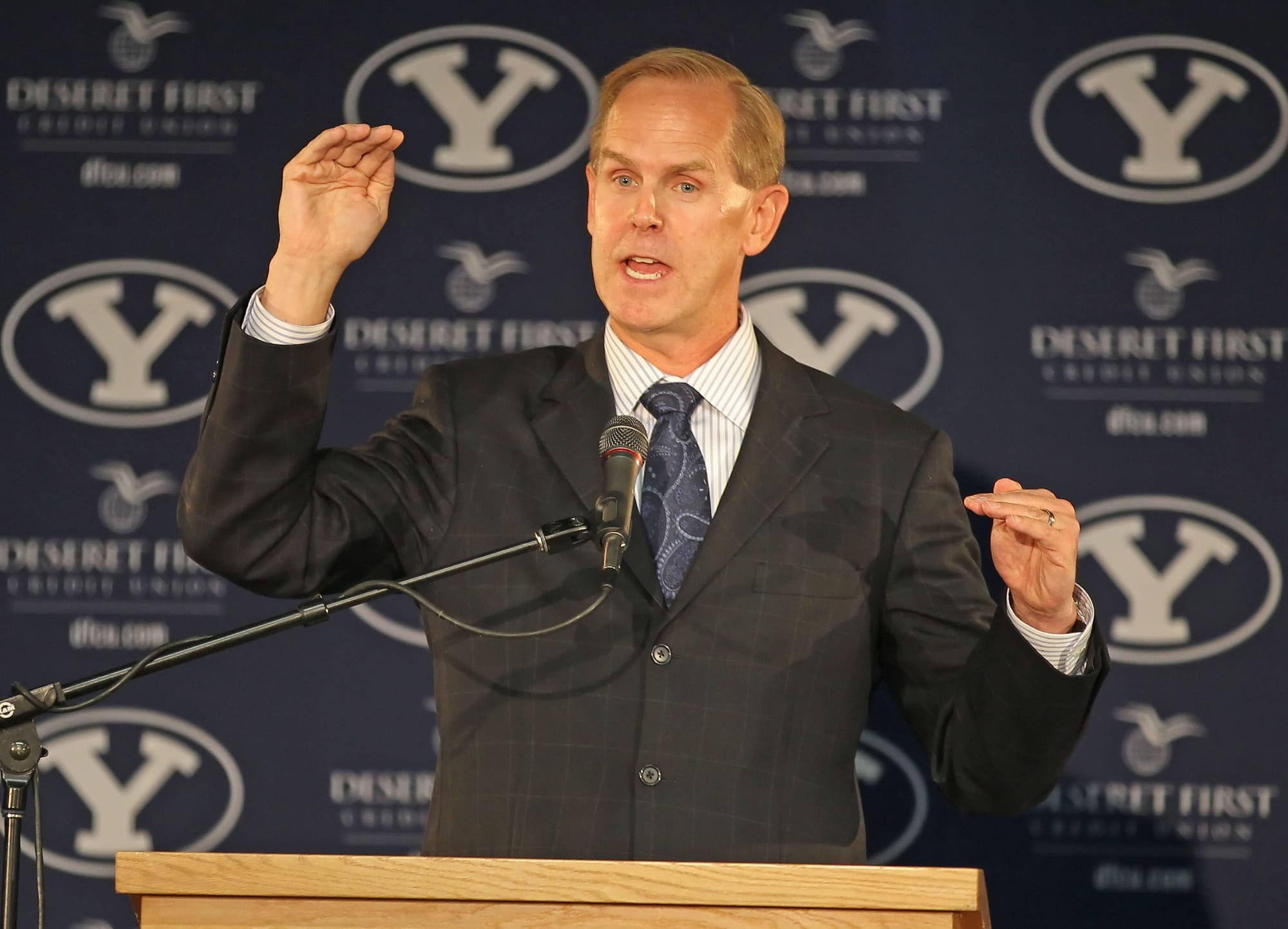 BYU Football: What the new locker room means