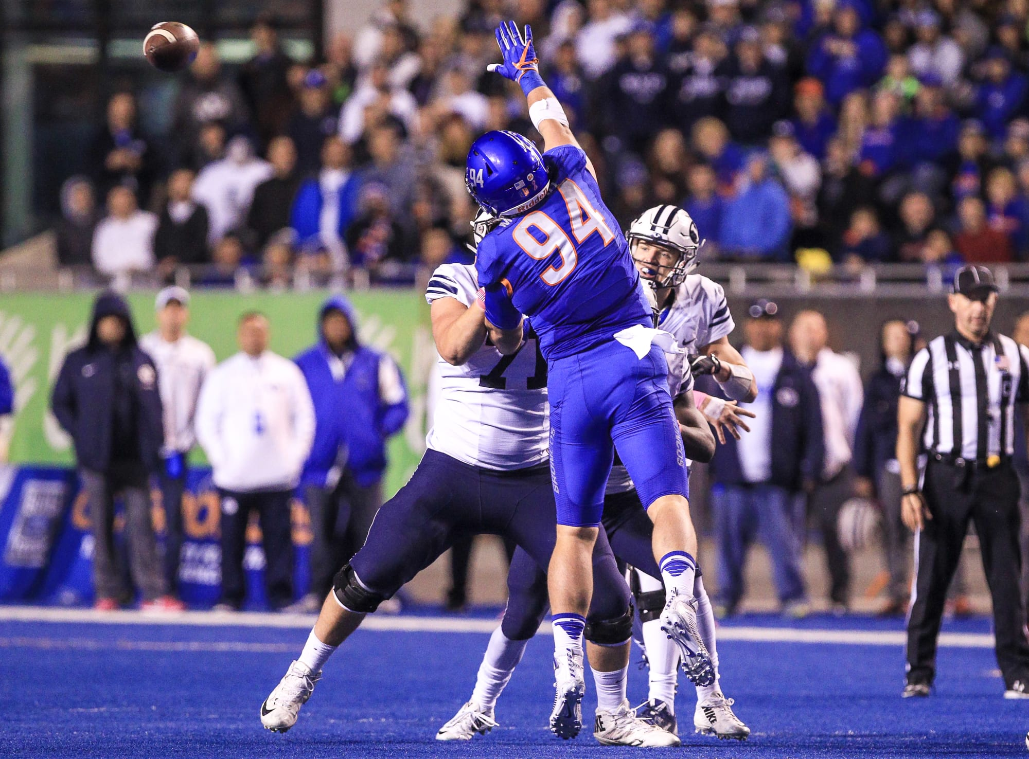 Takeaways from BYU Football's loss to Boise State