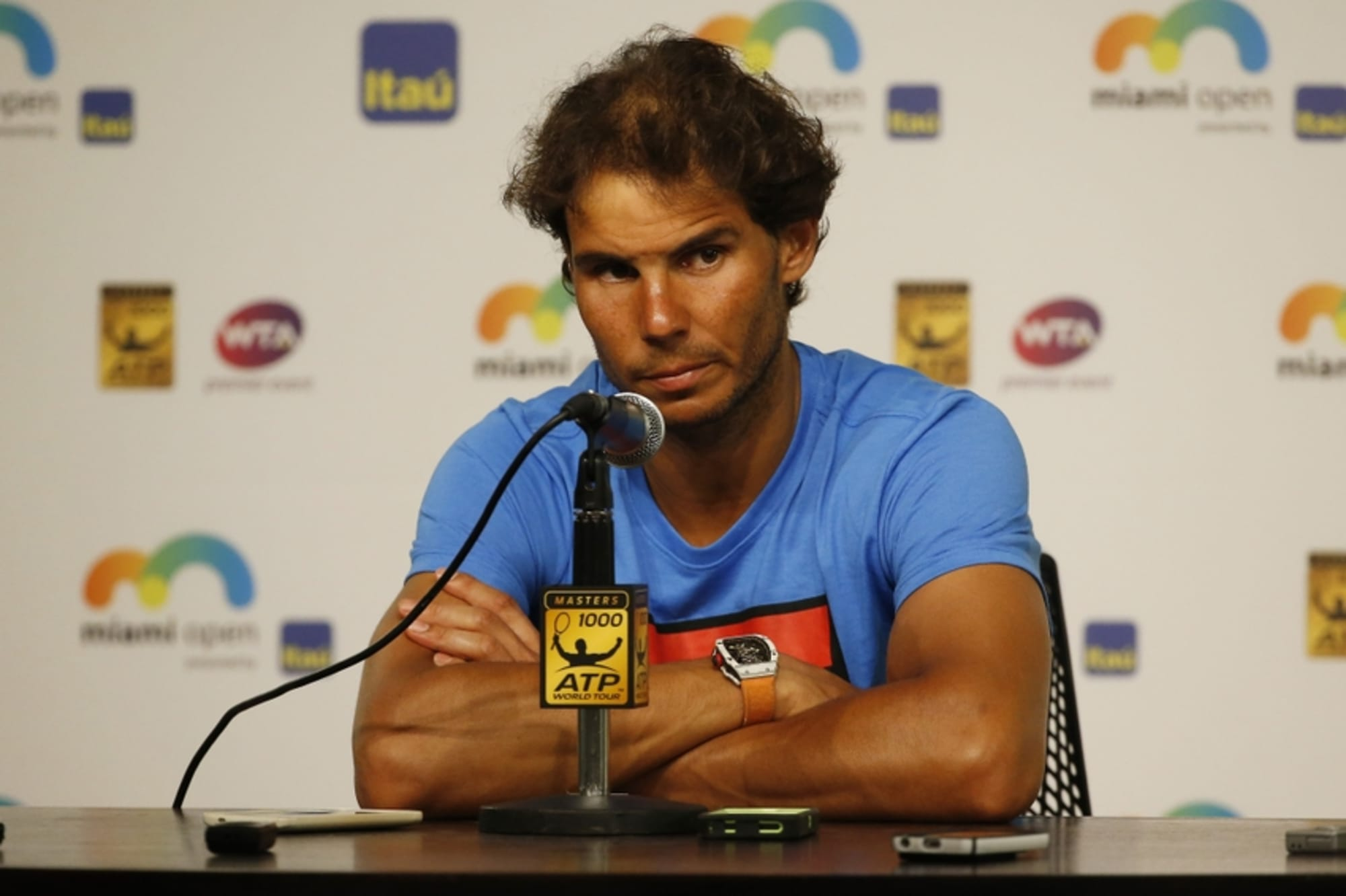 Rafael Nadal Withdraws from the French Open
