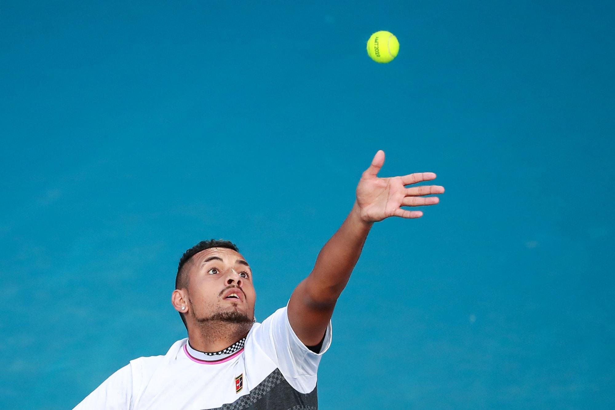 Acapulco Predictions Rafael Nadal Versus Nick Kyrgios