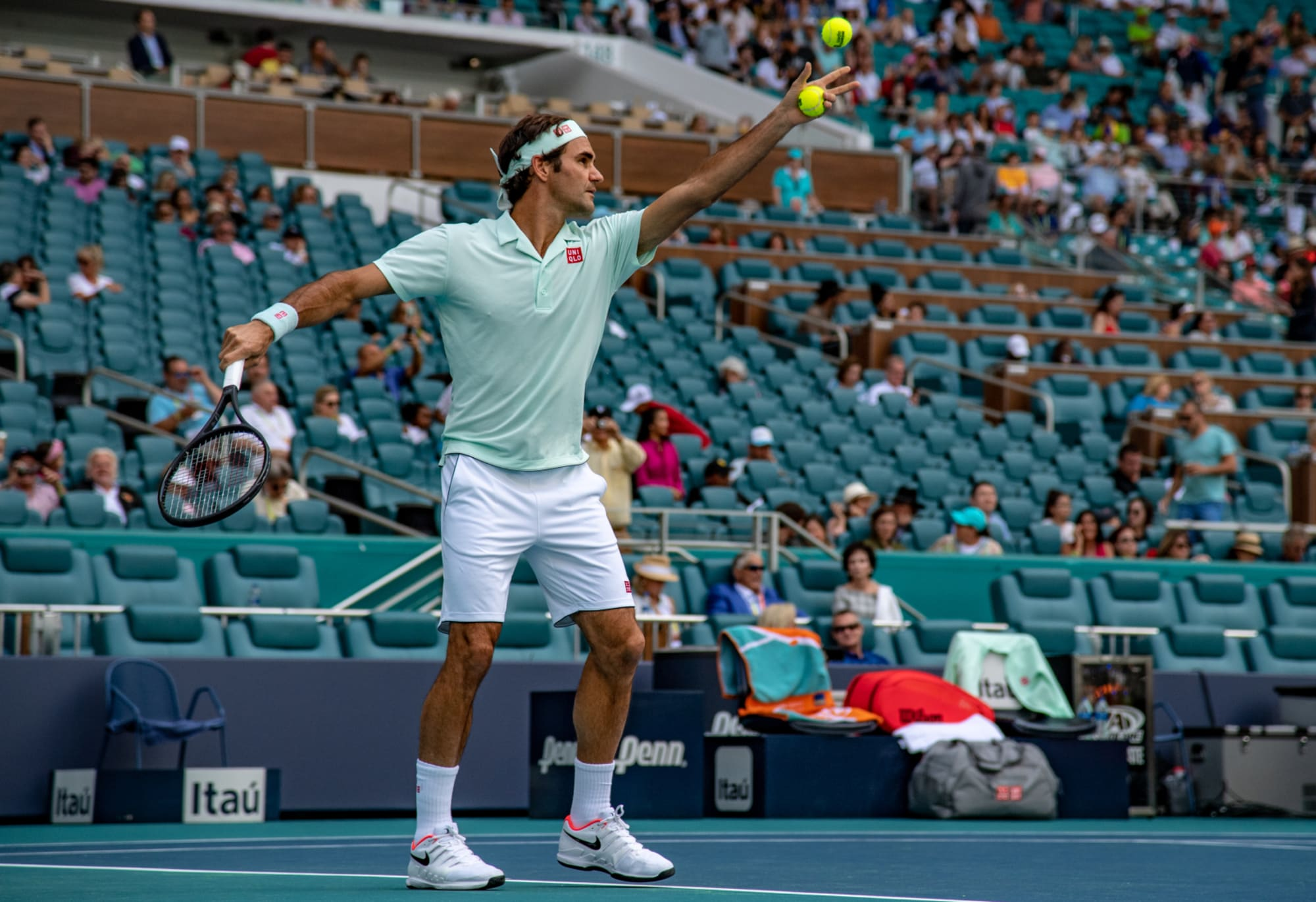 Tennis takeover: Why top stars are the highest-paid athletes in the world