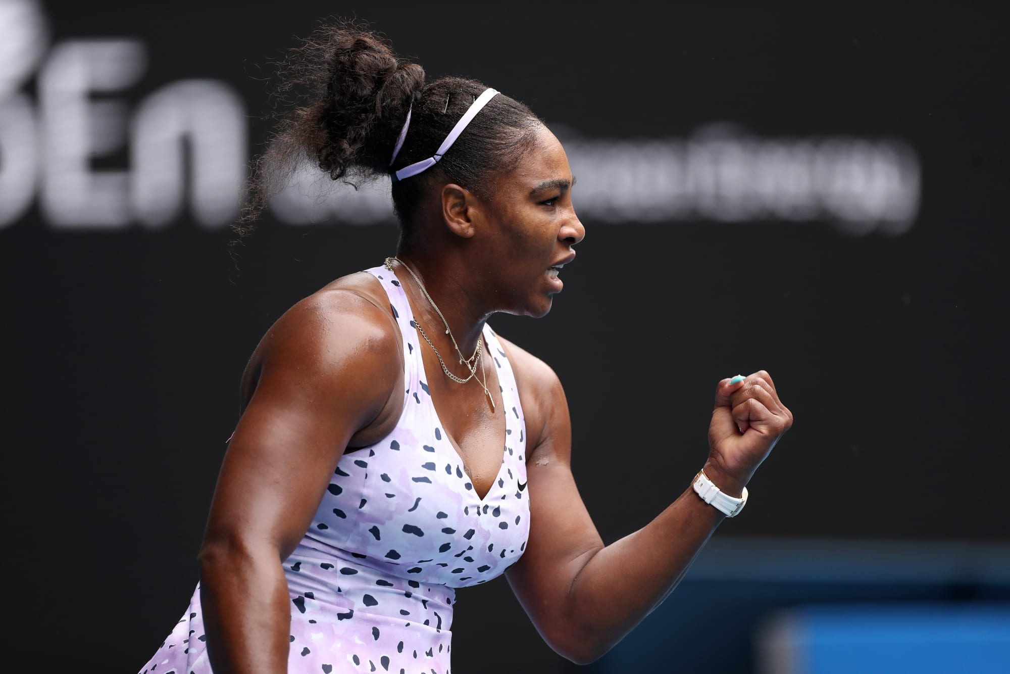 Serena preps for tennis return – and a rude awakening – at Top Seed Open