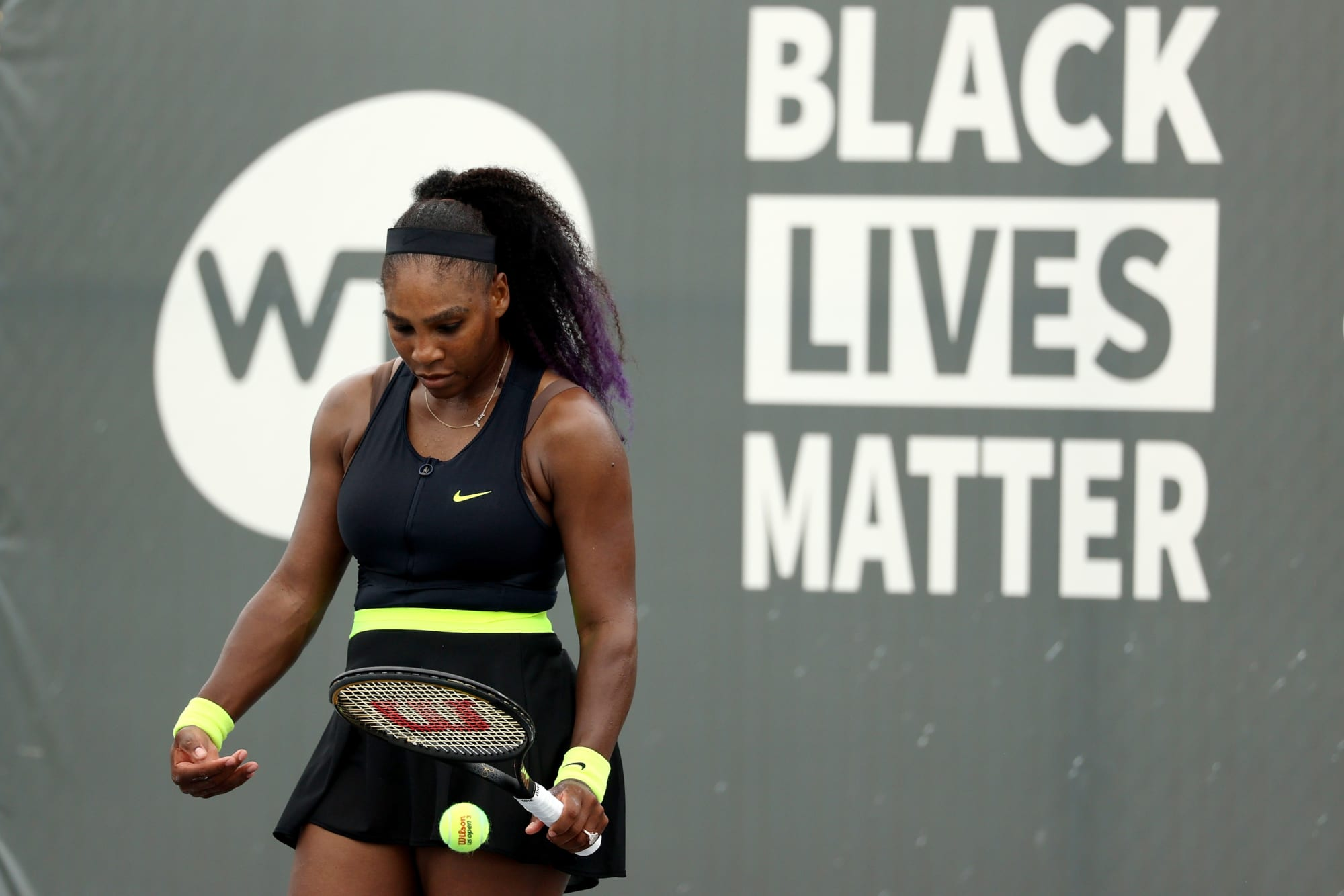 Top Seed Day 1: Venus-Serena set for R2, Gauff notches win