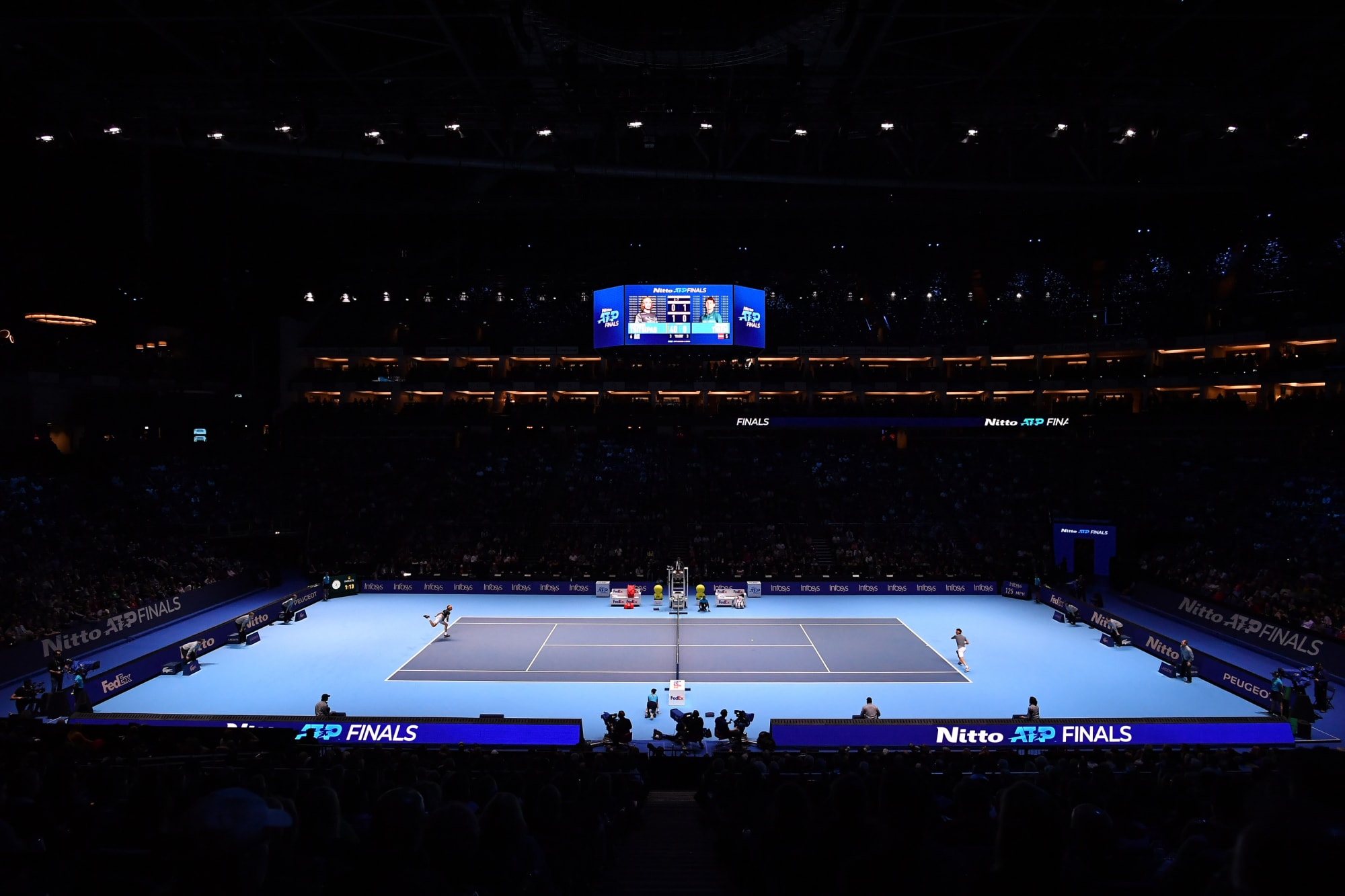 Breaking Down The 2020 Atp Finals Groups And Day 1 Singles Play