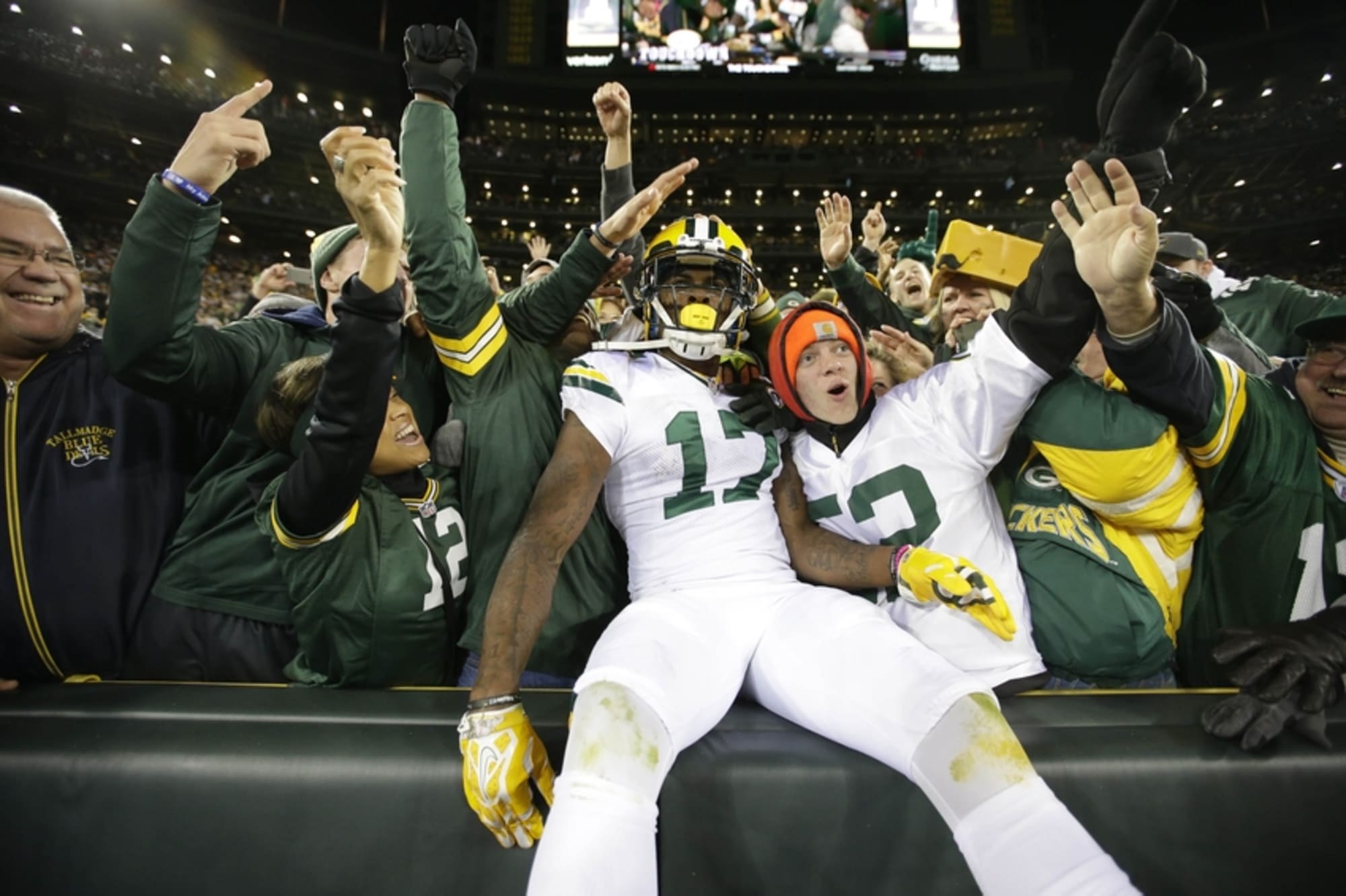 Green Bay Packers It S Davante Adams Time To Shine