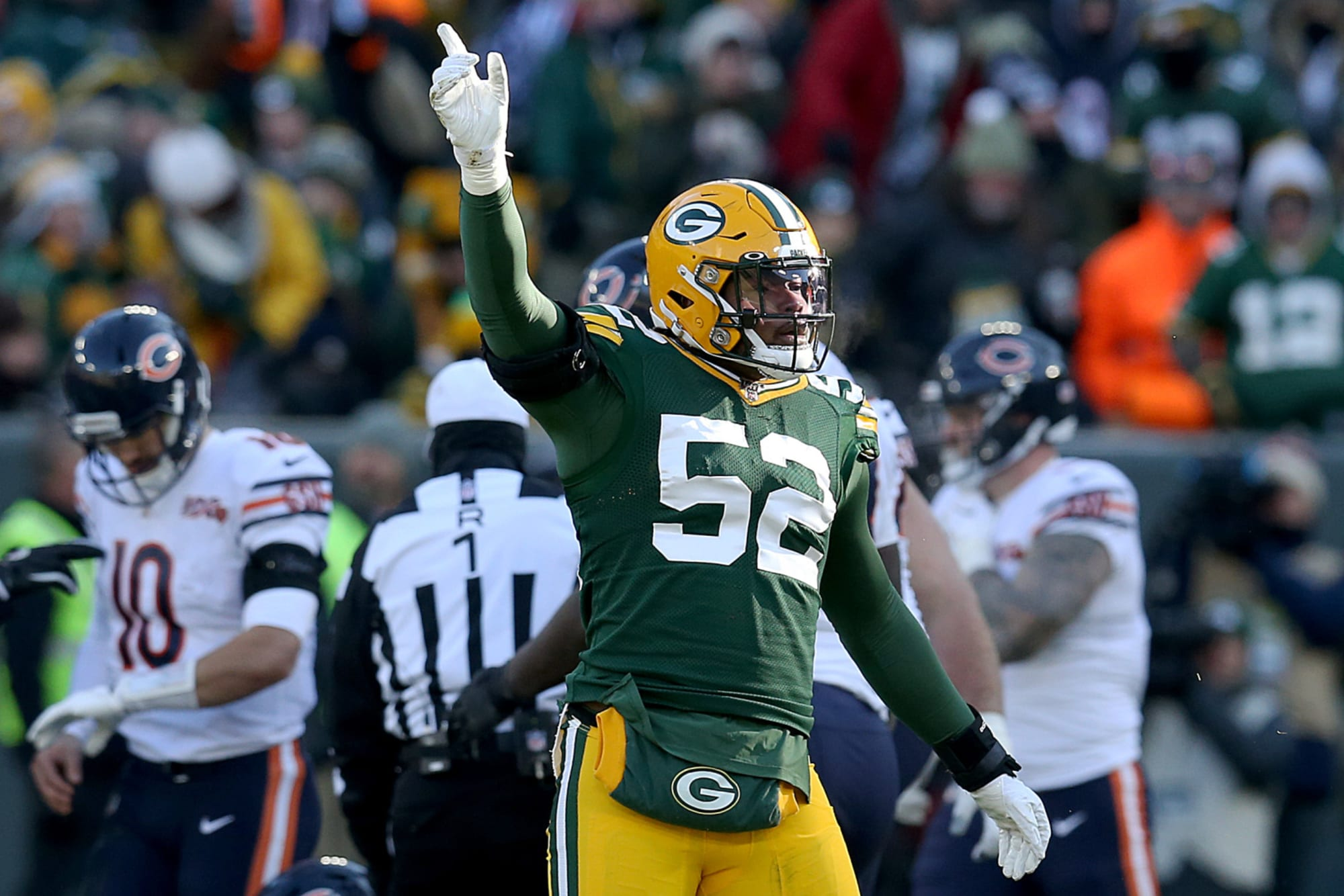 Packers 2020 roster preview: Can Rashan Gary make jump in year two?