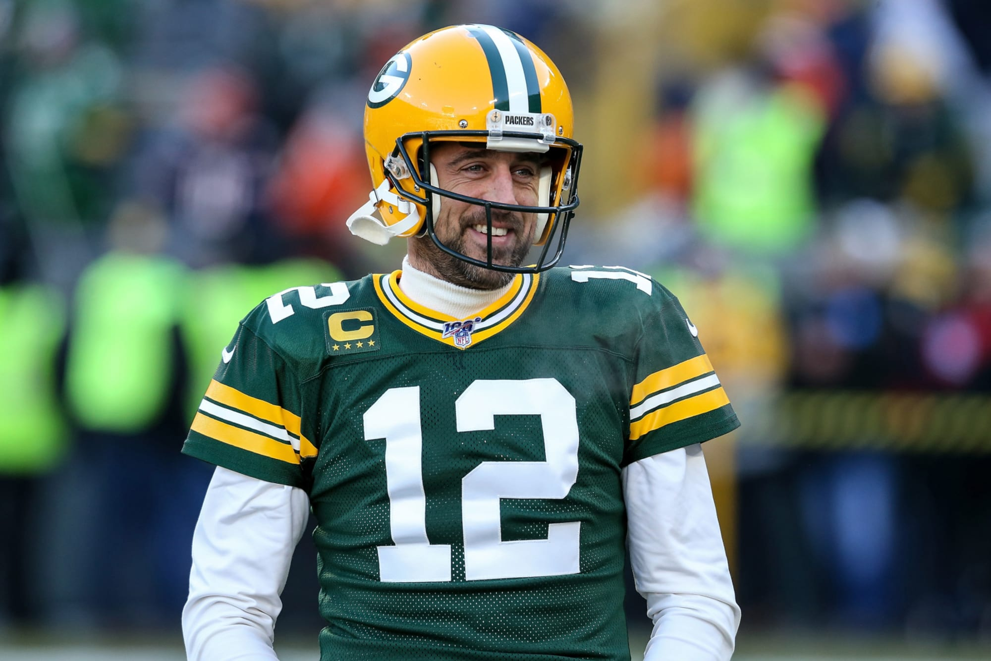Green Bay Packers 2020 Roster Preview Aaron Rodgers
