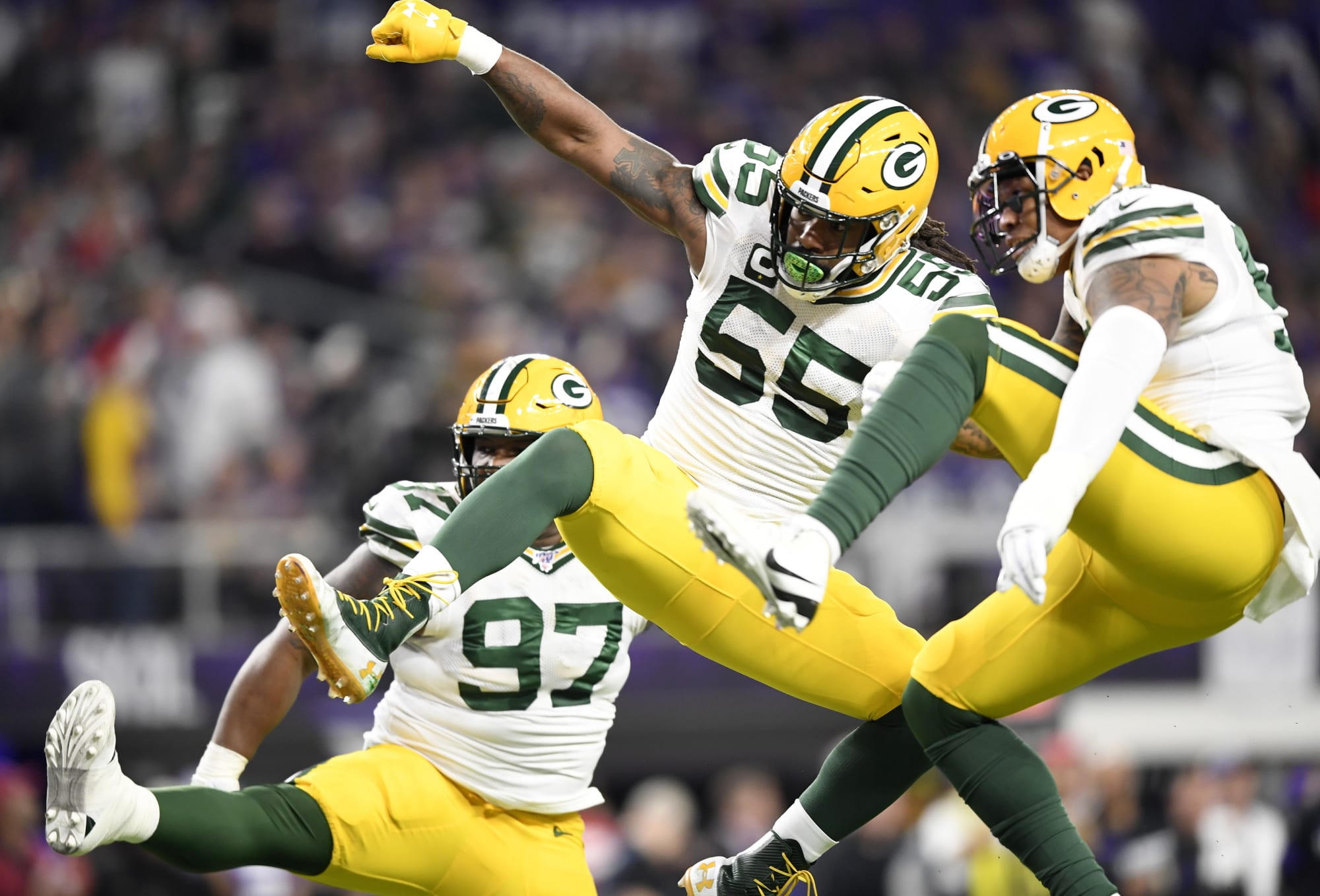Packers: Pressure rate stat highlights dominant pass rush in 2019