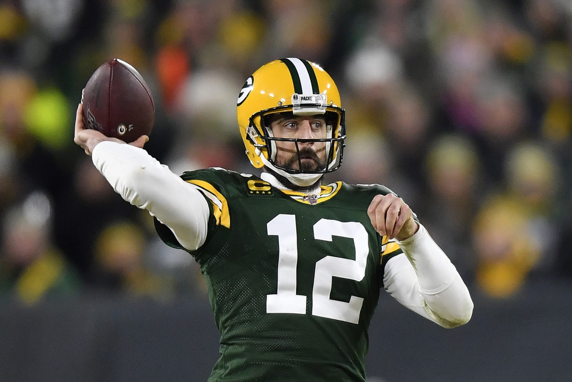 Packers Aaron Rodgers Is Actually A Fantasy Football Sleeper In 2020