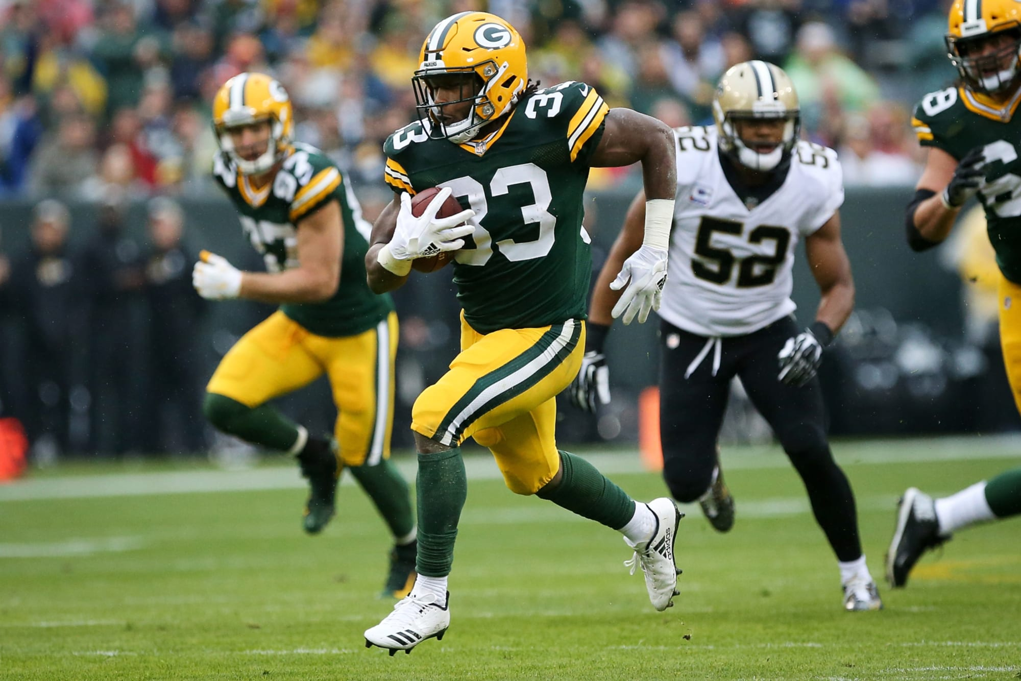 Packers Saints Week 3 Predictions Tough Road Game Awaits