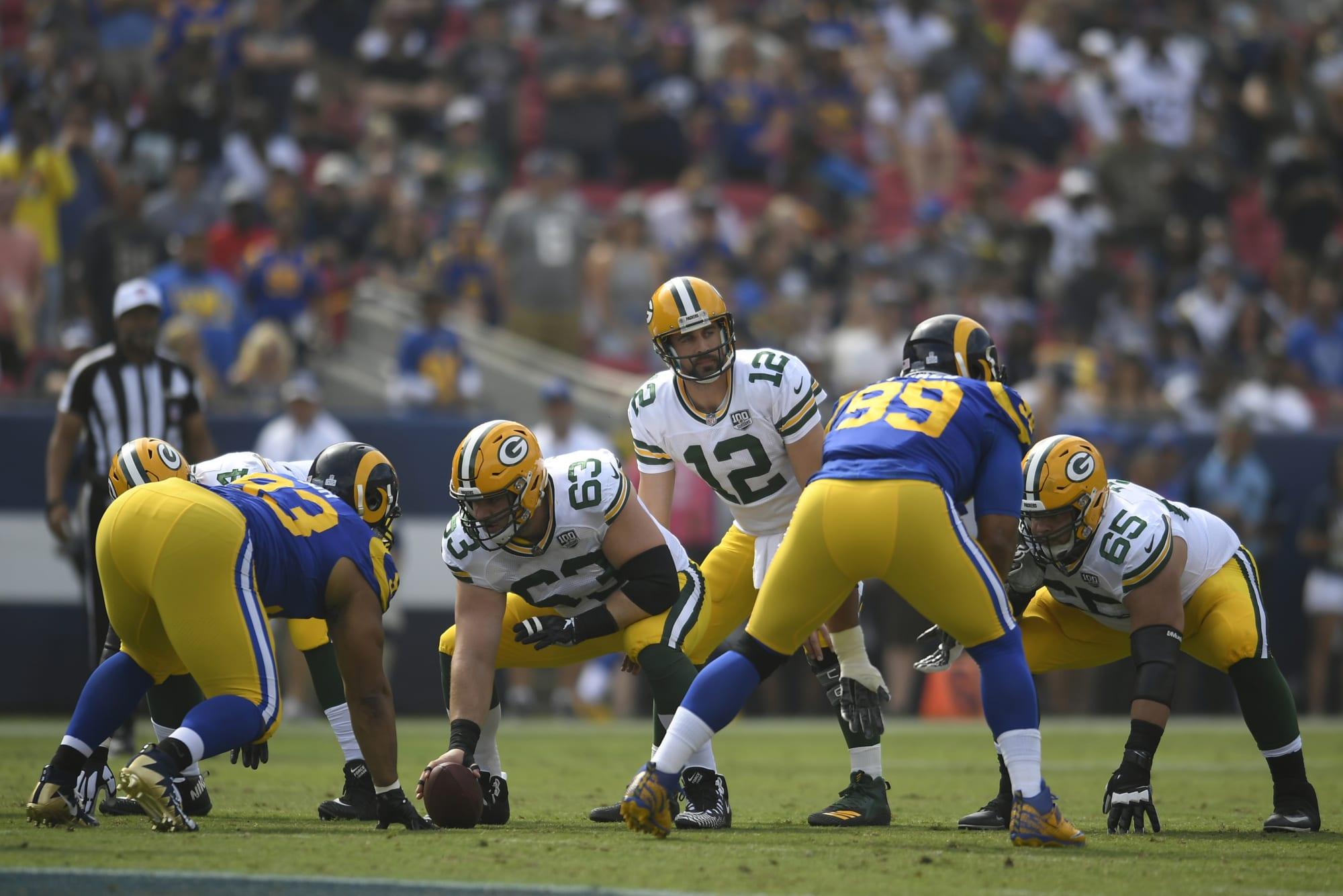 Packers vs. Rams: Predicting statistical performances