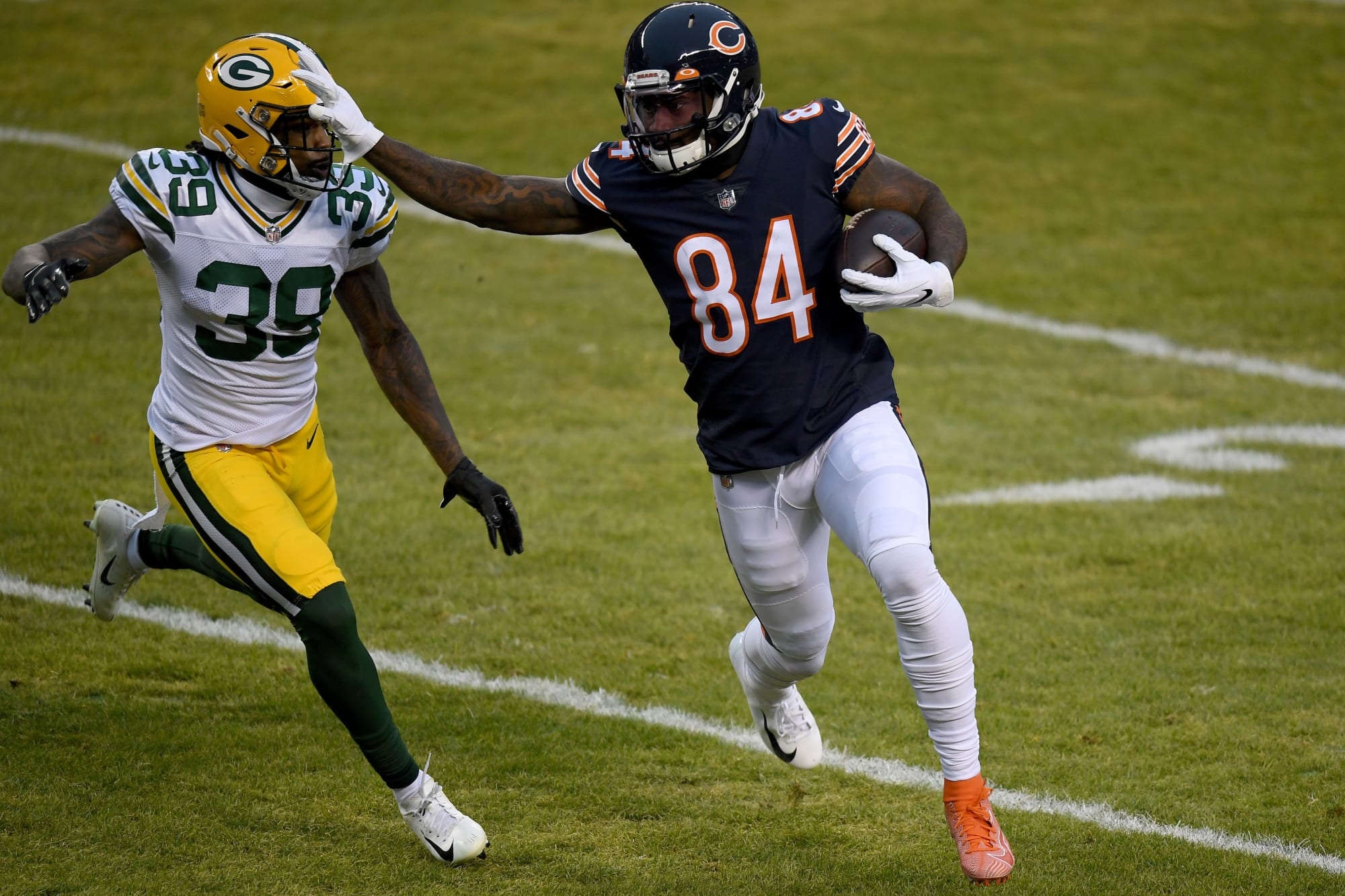 Packers: Cordarrelle Patterson could be a difference-maker
