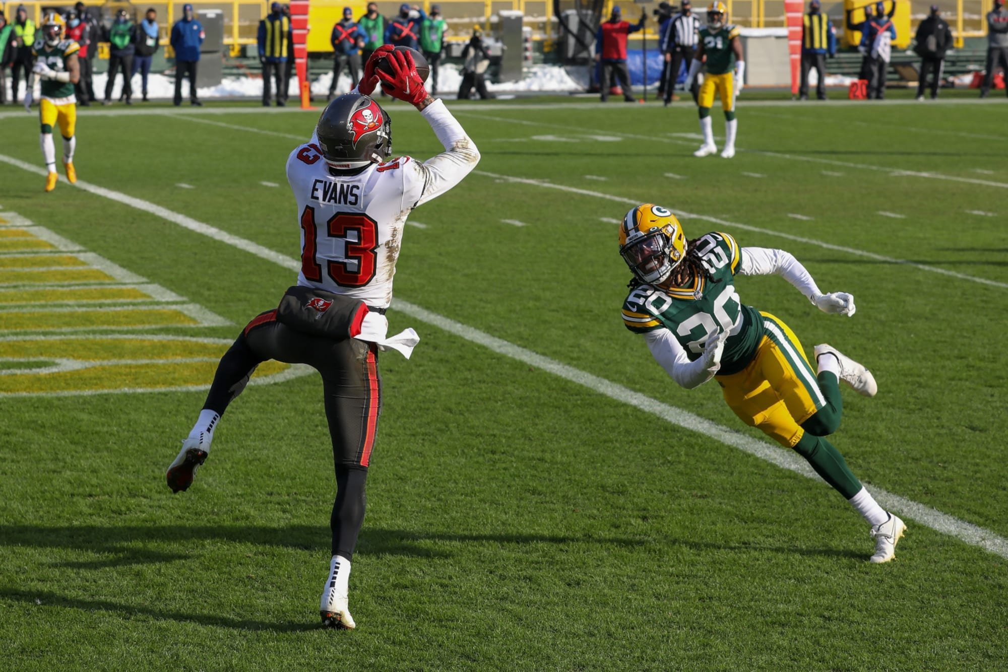 Packers: Three duds from the NFC Championship game