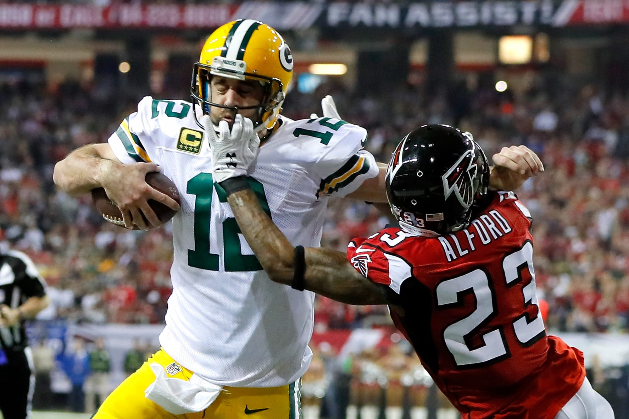 Packers Vs Falcons Time To Forget About The Nfc Championship Game