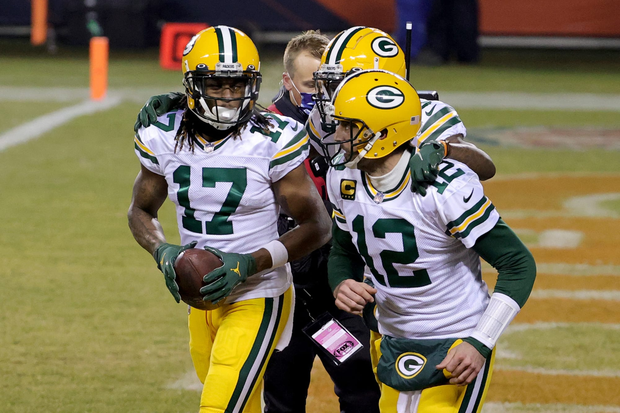 Packers have best duo in NFL, according to CBS Sports rankings