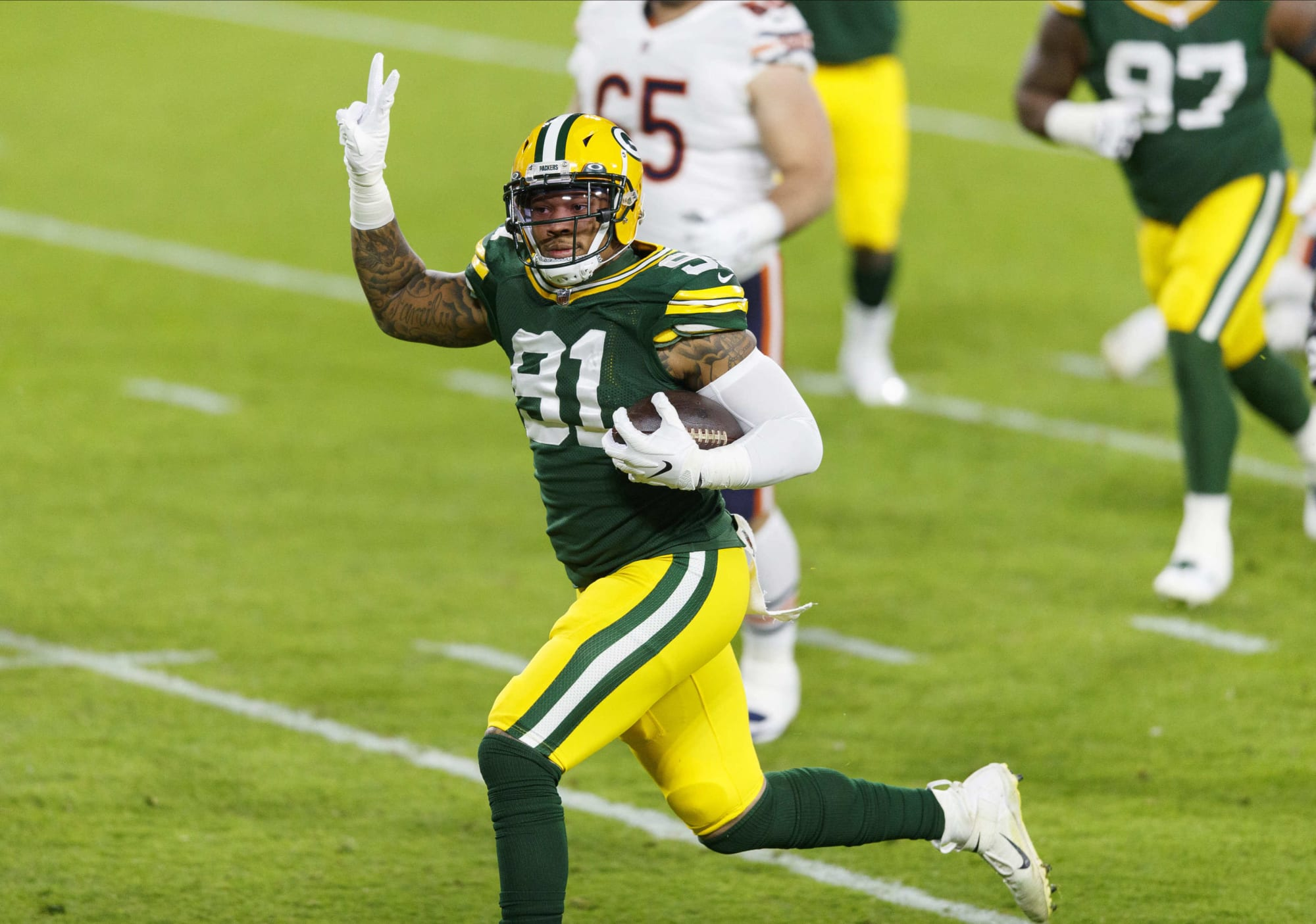 Packers 2021 pre-draft preview: What about edge rusher?