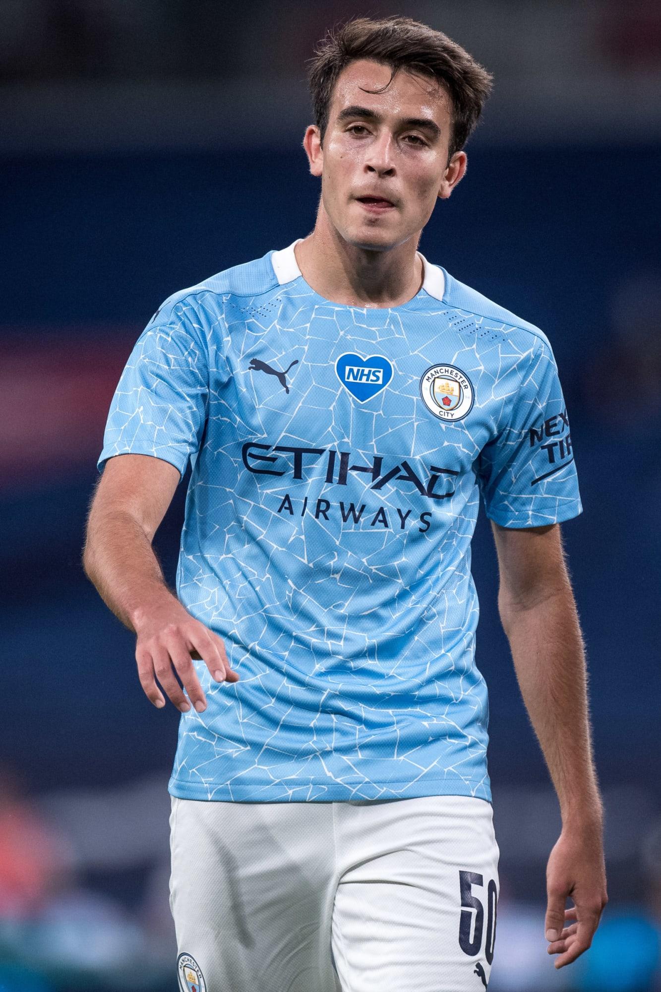 Manchester City: Eric García refuses contract extension