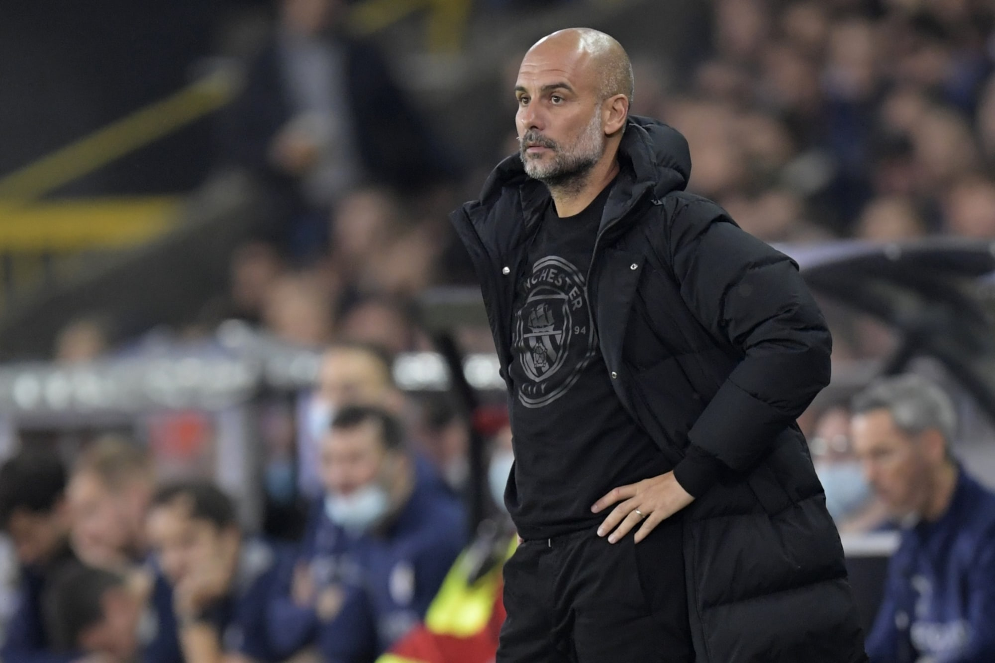 Pep Guardiola set to be denied 'highly rated' midfield target
