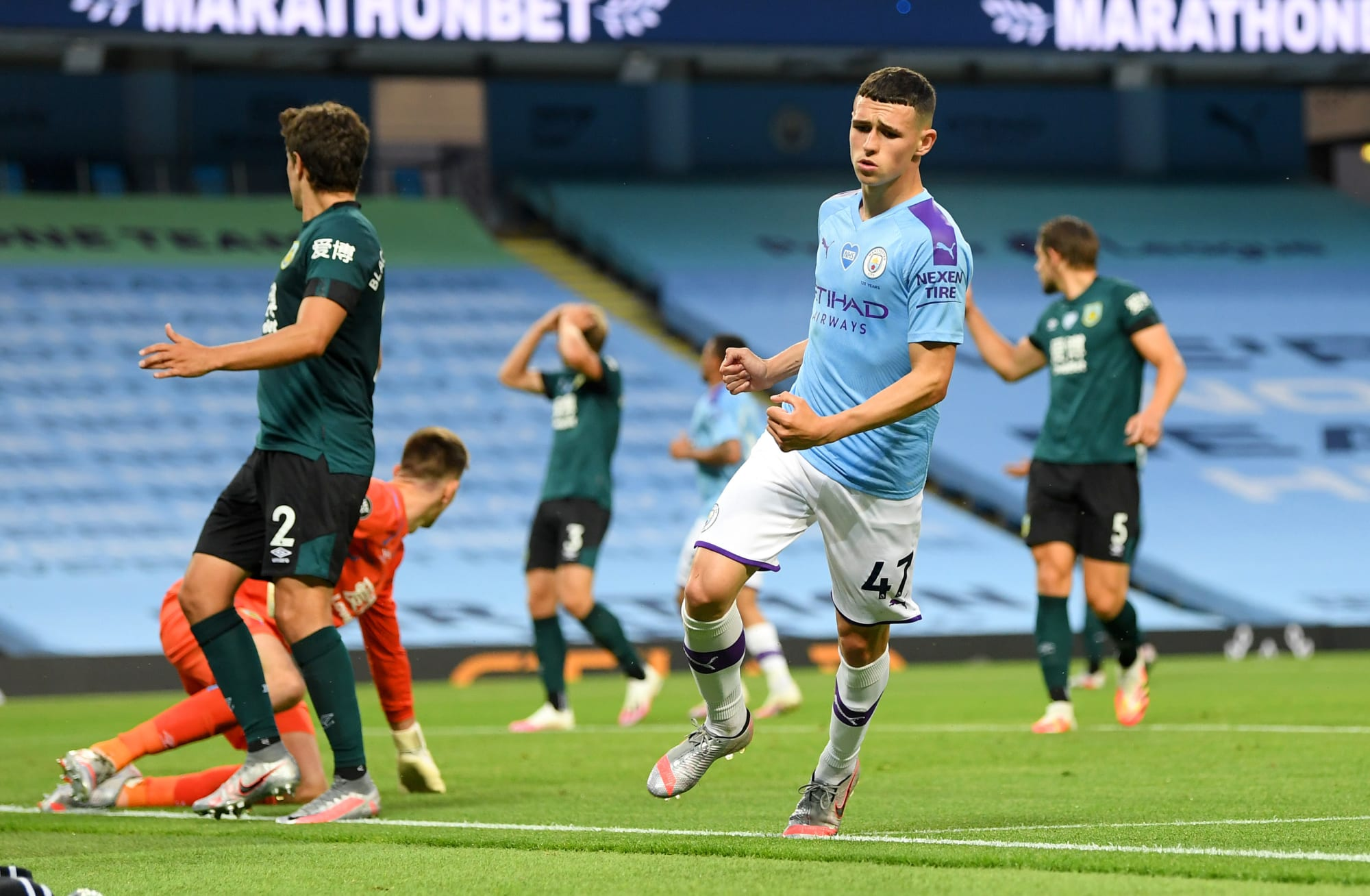 Three Takeaways as Manchester City obliterate Burnley