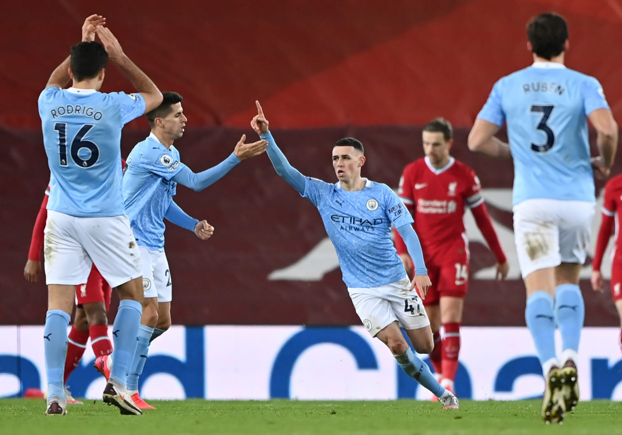 Manchester City plot shock swoop for Liverpool superstar