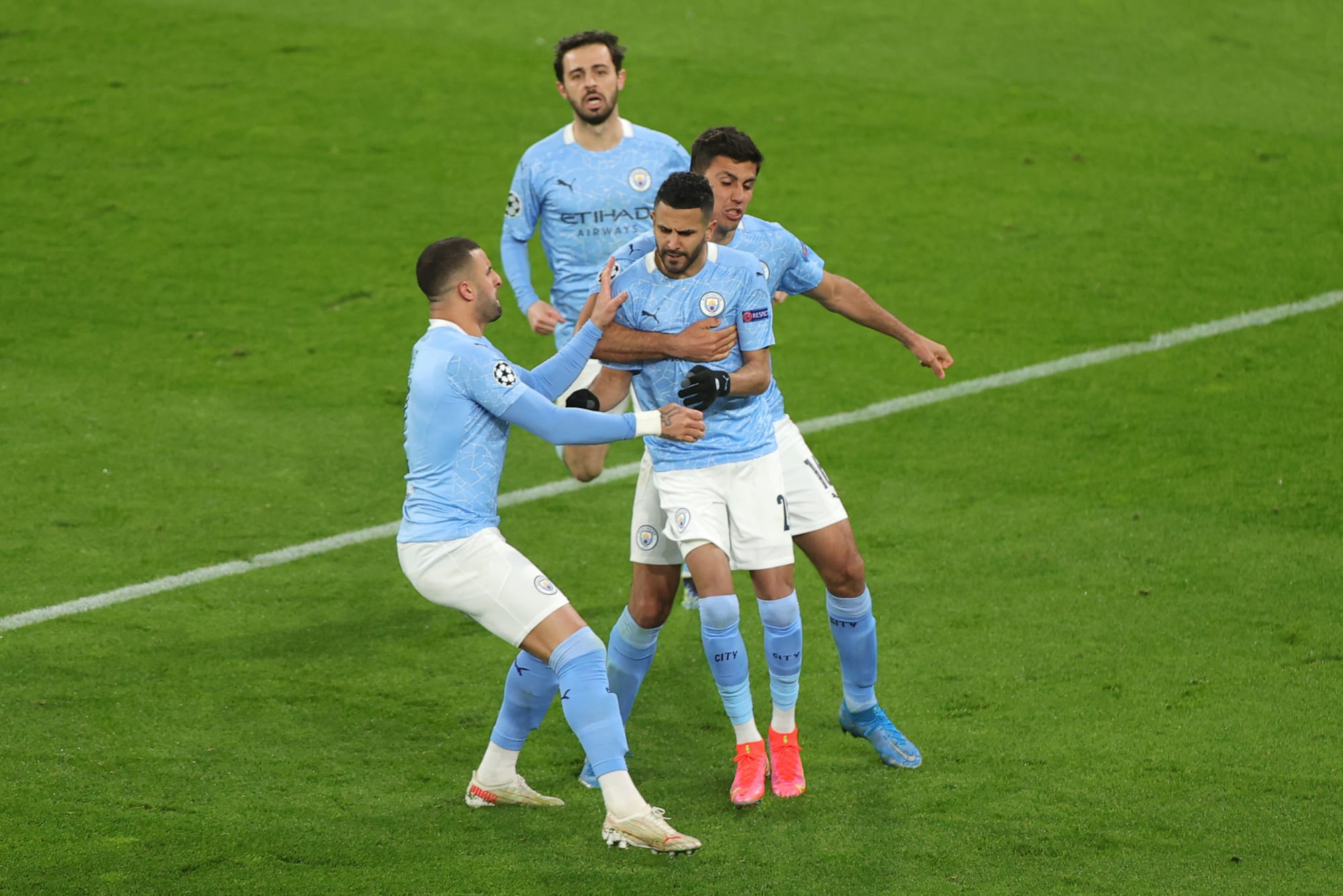 Manchester City star is open to an exit this summer