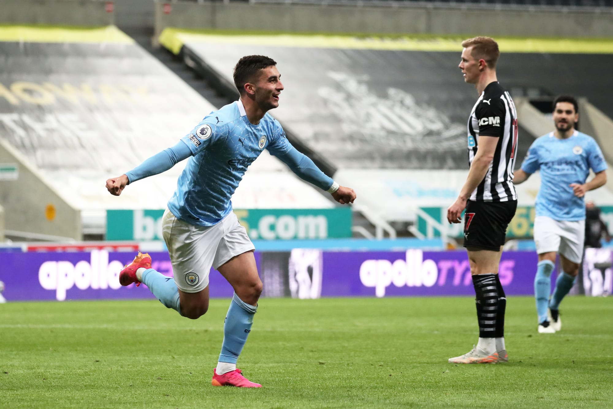 Newcastle United 3-4 Manchester City: A Wild Ride