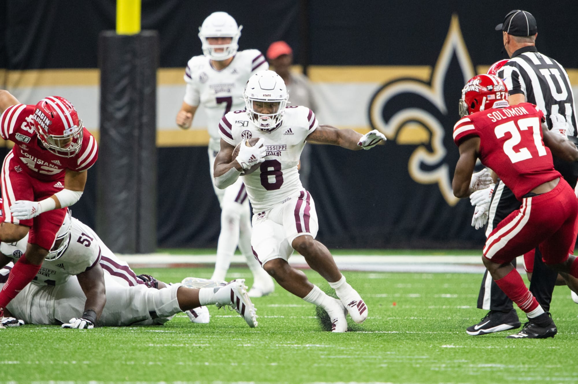 Mississippi State Football: How Kylin Hill became a Green Bay Packer