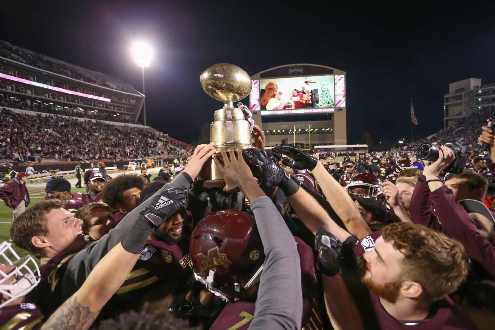 Mississippi State Football: Bulldog Egg Bowl Winning Streaks