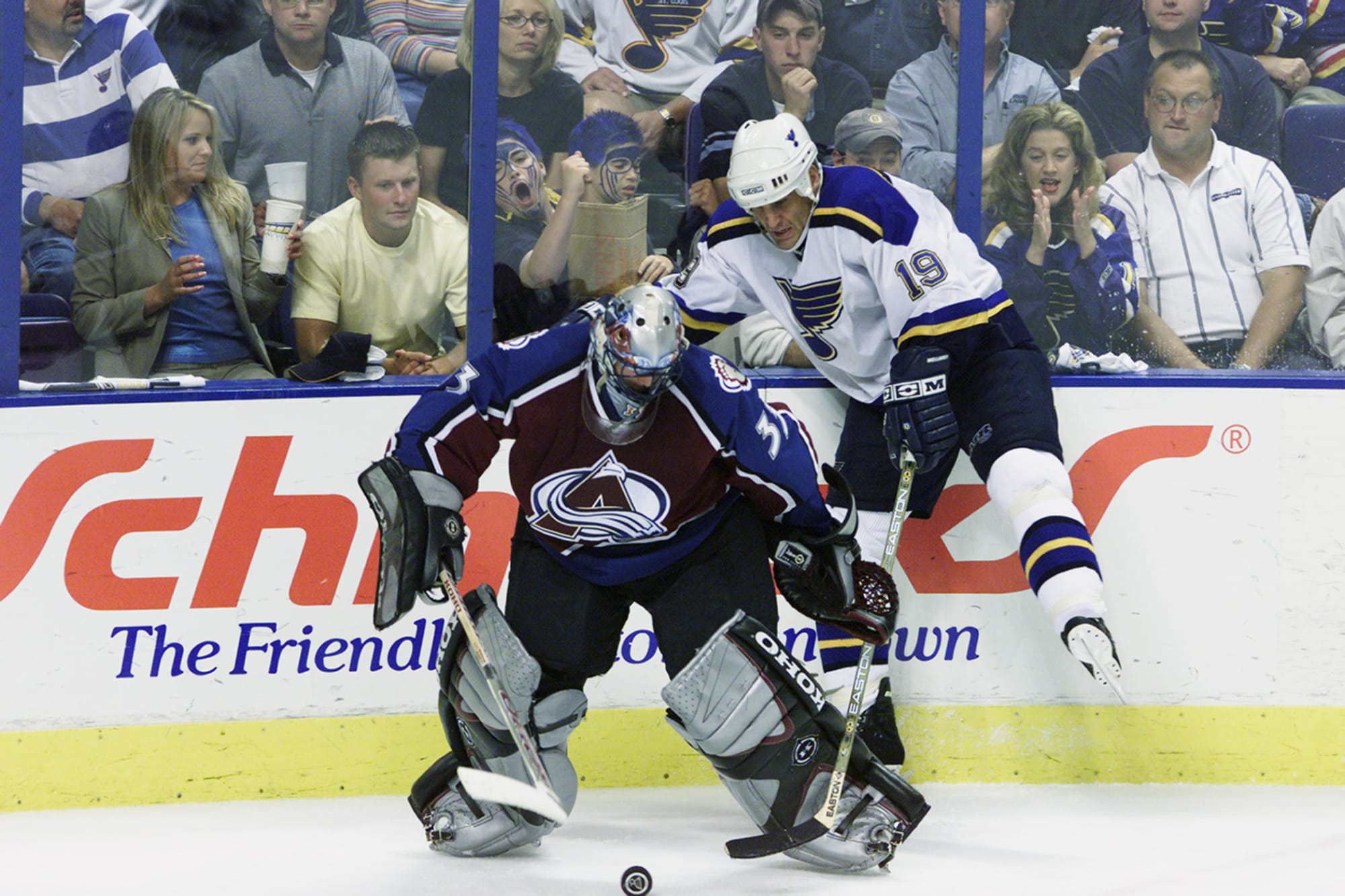 Colorado Avalanche: Why Not Us? The 2001-2002 Season
