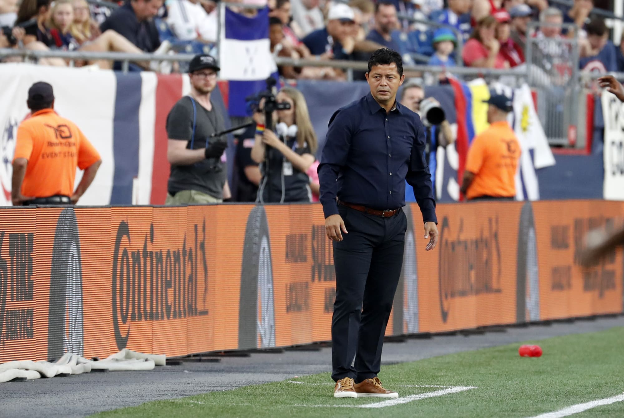 Houston Dynamo: Wilmer Cabrera sacking must only be the start