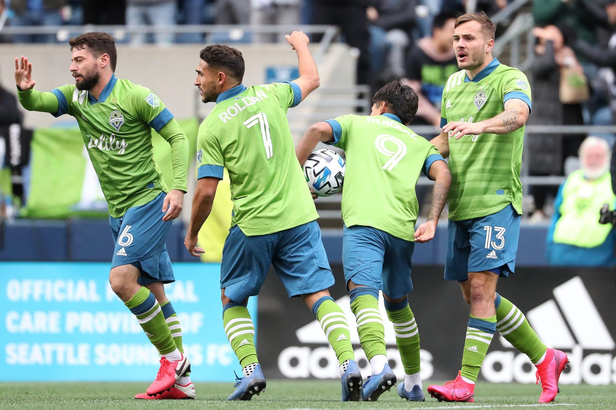 MLS: Power Rankings – Seattle on top ahead of MLS Is Back
