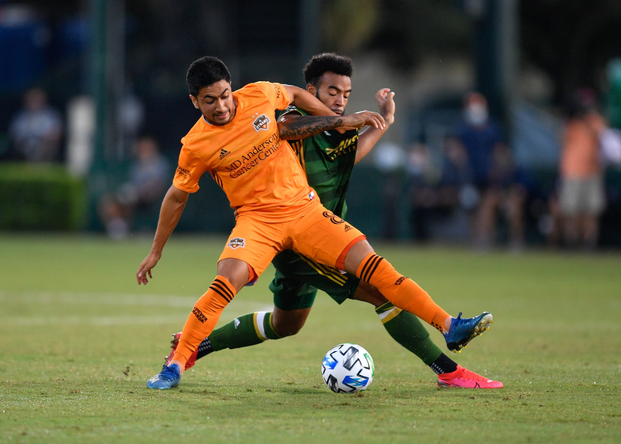 Houston Dynamo: Easily winning matches thanks to roster depth