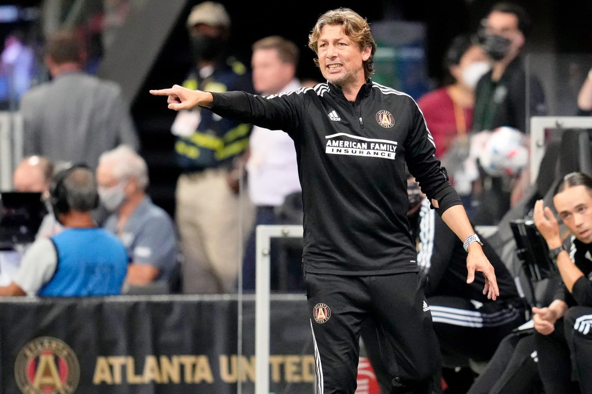 Atlanta United explains firing of disastrous Gabriel Heinze