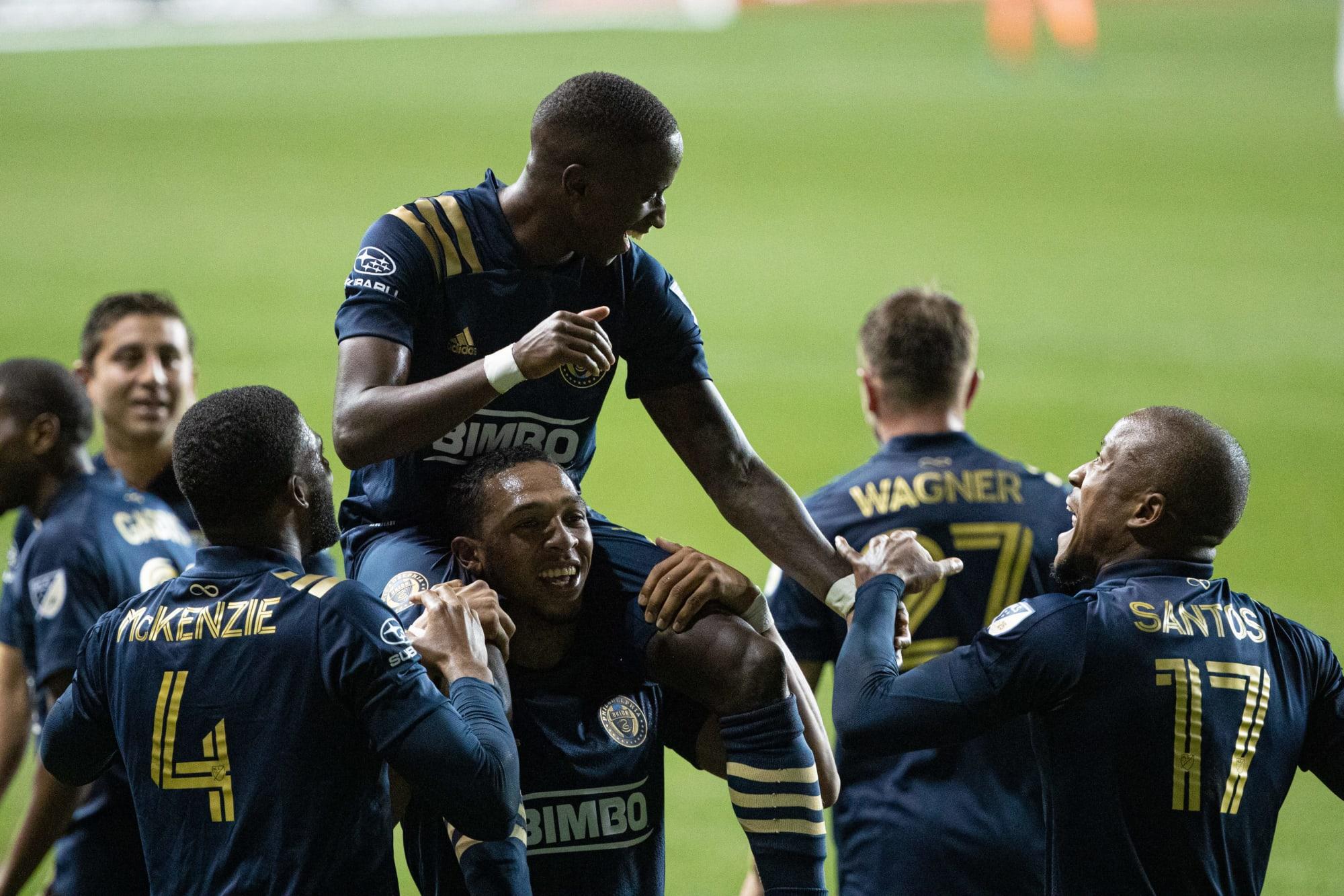 MLS Power Rankings: Philadelphia Union soar after huge win