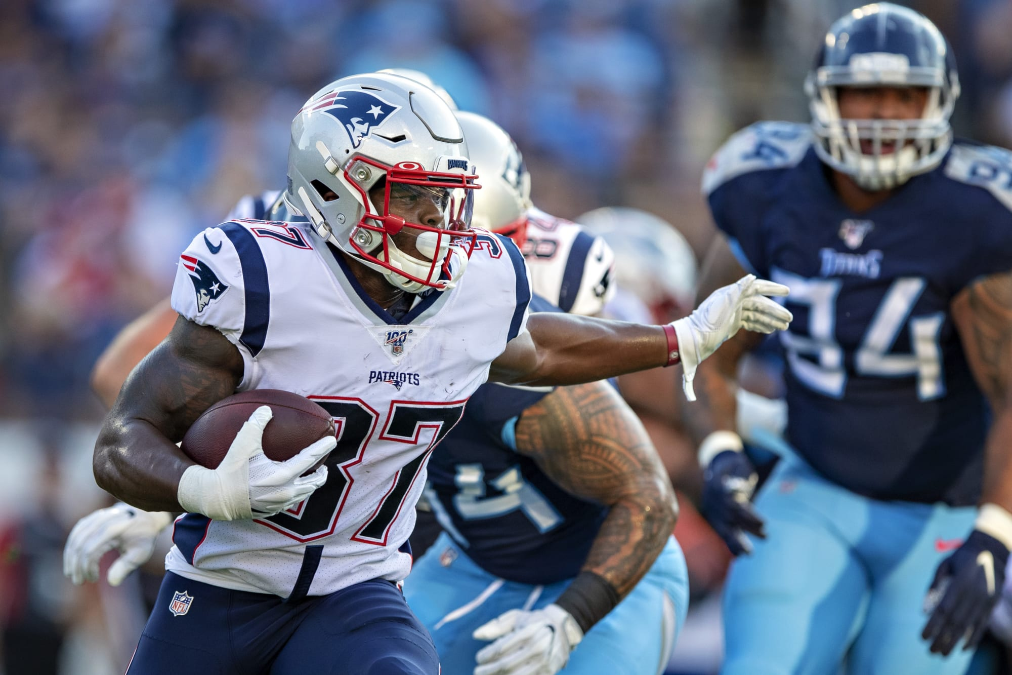 Why Haven T The New England Patriots Used Damien Harris Yet