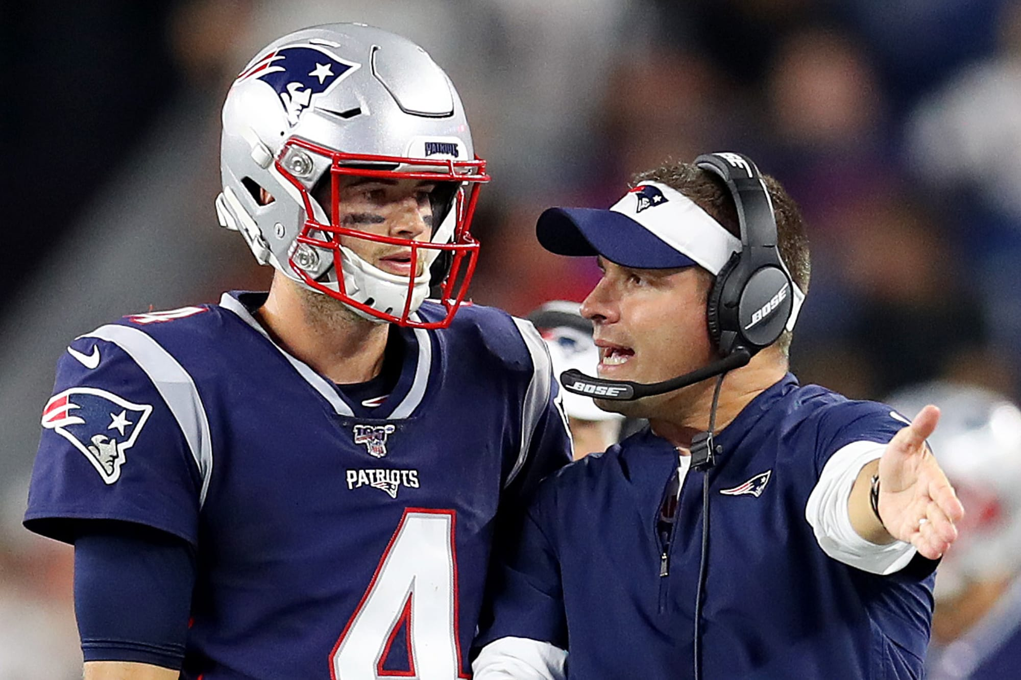 Former Patriots Scout Calls Jarrett Stidham Tom Brady S Heir Apparent