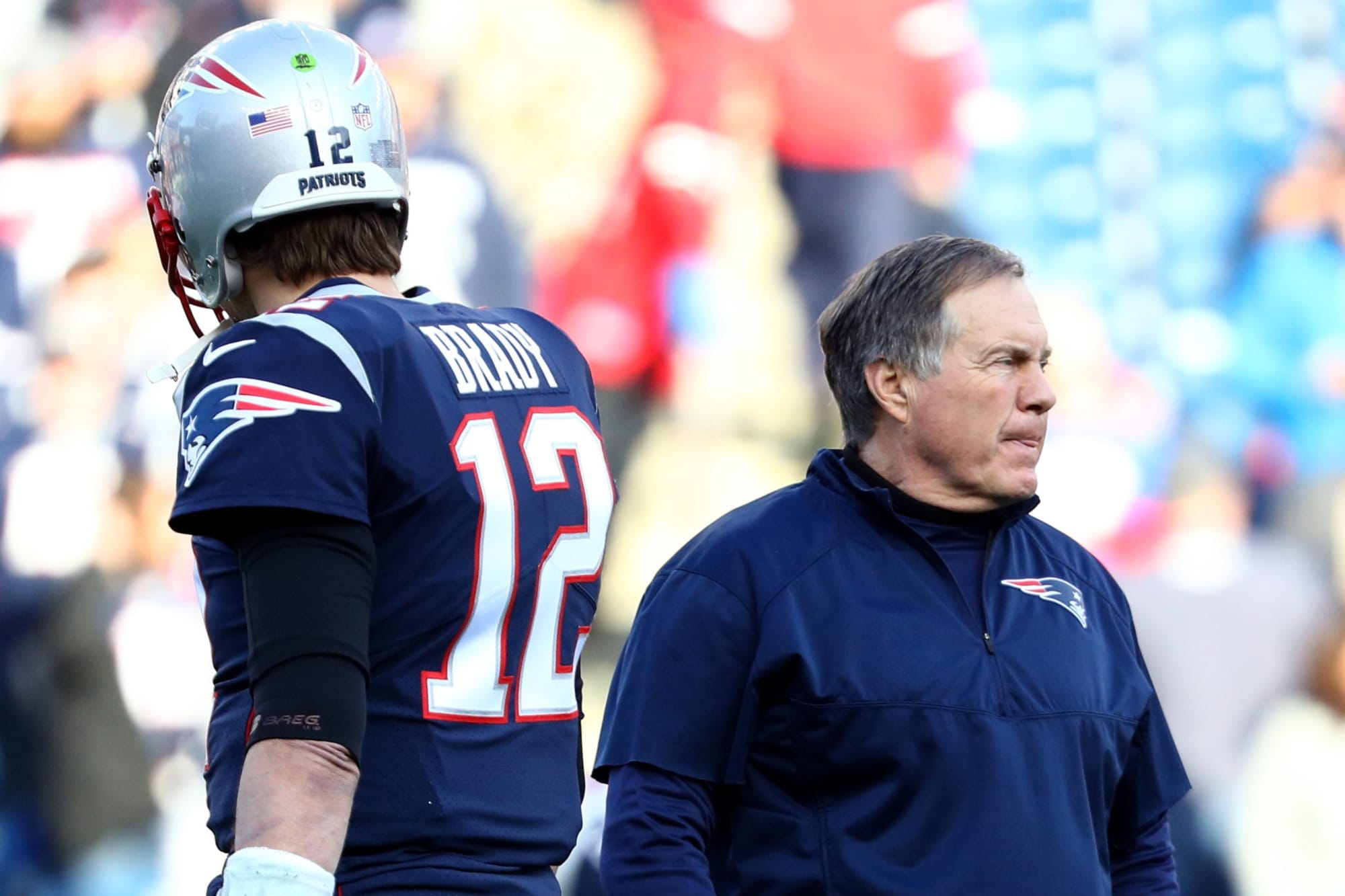 New audio reveals details of Tom Brady and Bill Belichick friction