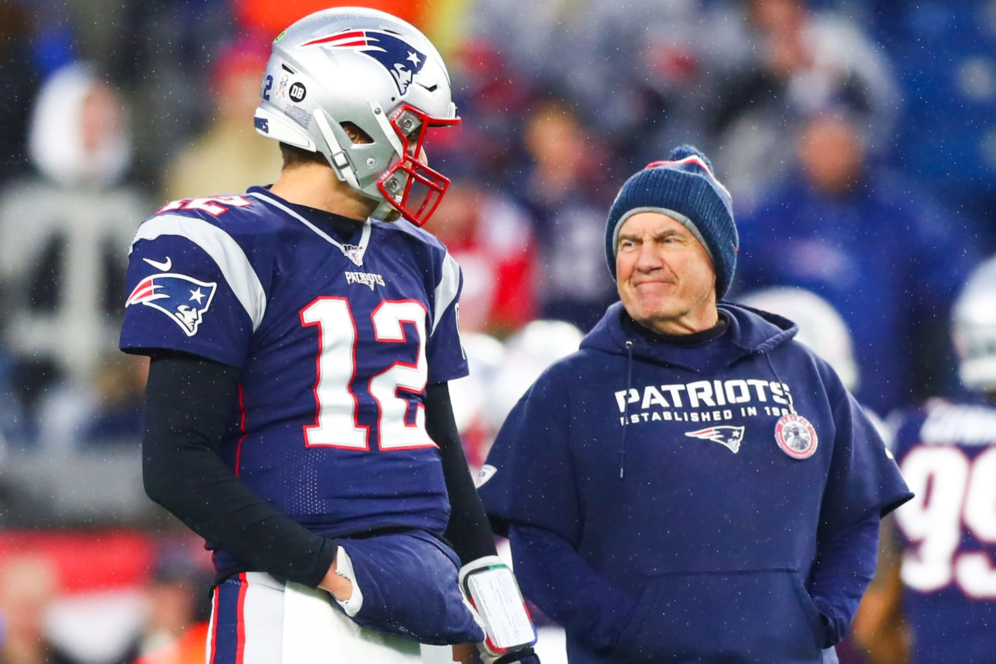 Patriots: Tom Brady, Bill Belichick rift will never overshadow team's legacy