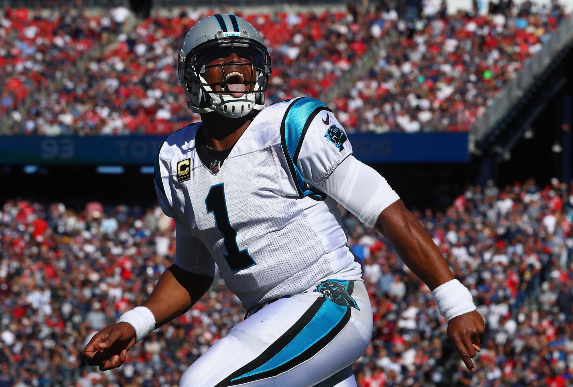 Patriots: Cam Newton's Latest Instagram Proves He's Already Hard at Work on Playbook