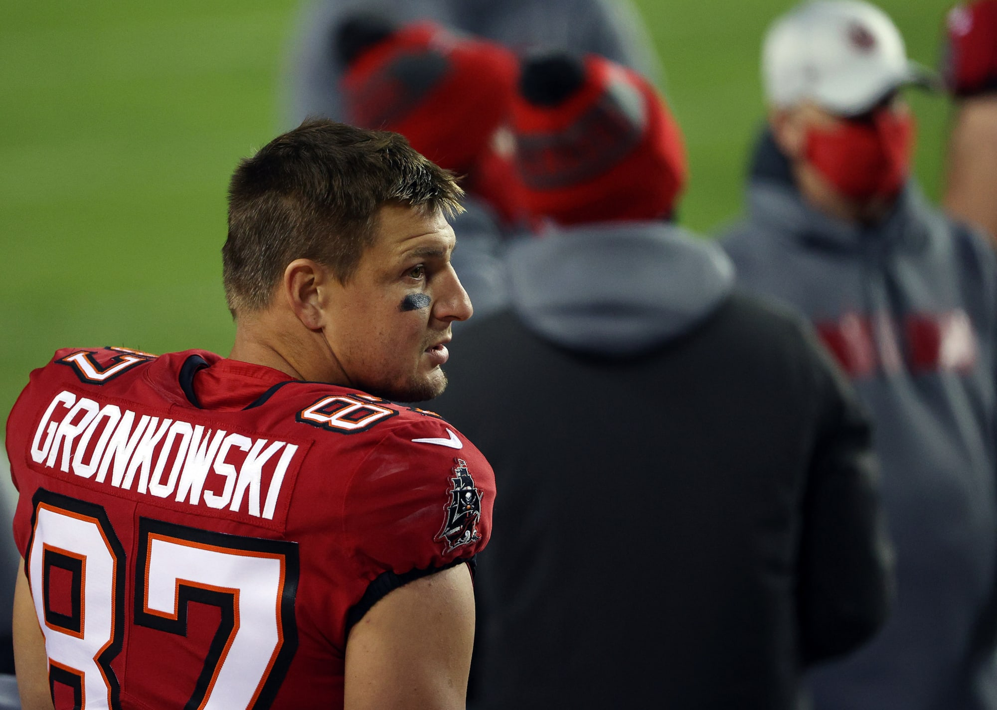 Buccaneers TE Rob Gronkowski's latest comments feel like a direct shot at Patriots