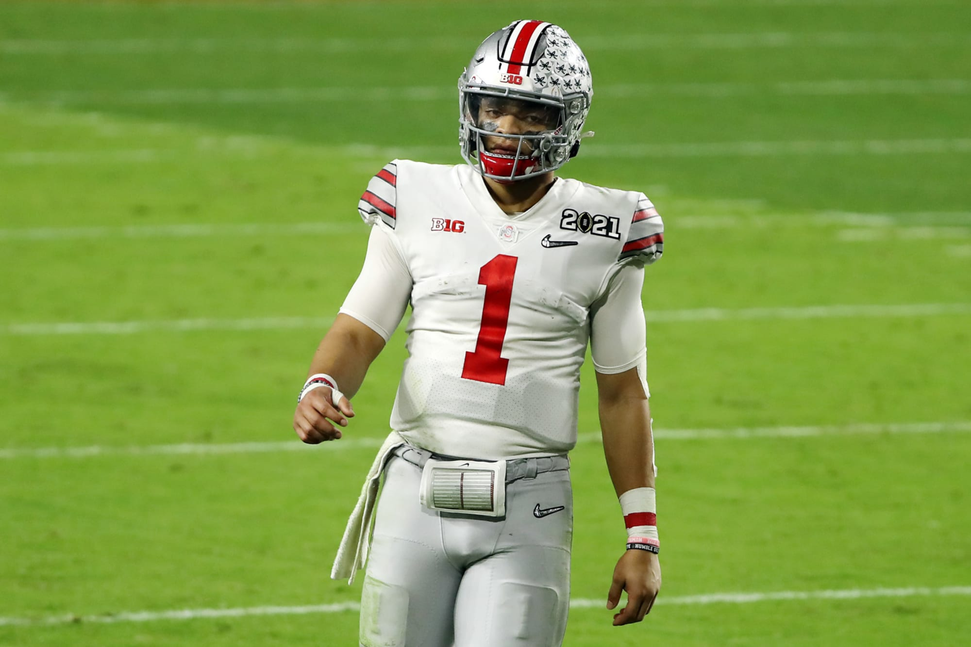 Patriots: Justin Fields wouldn't have fallen to Pats even without Bears trade