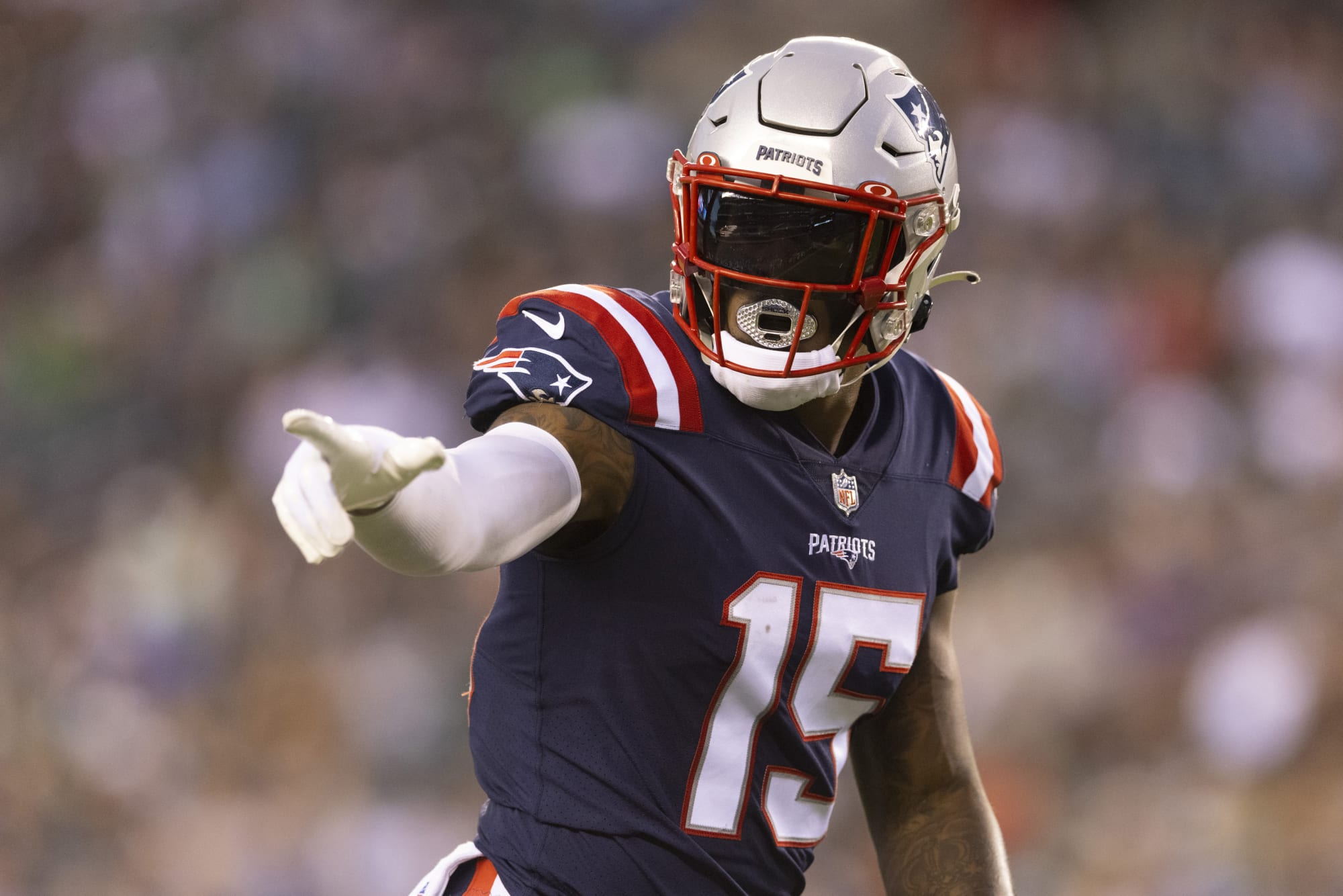 Patriots: N'Keal Harry's injury could affect his future - Musket Fire