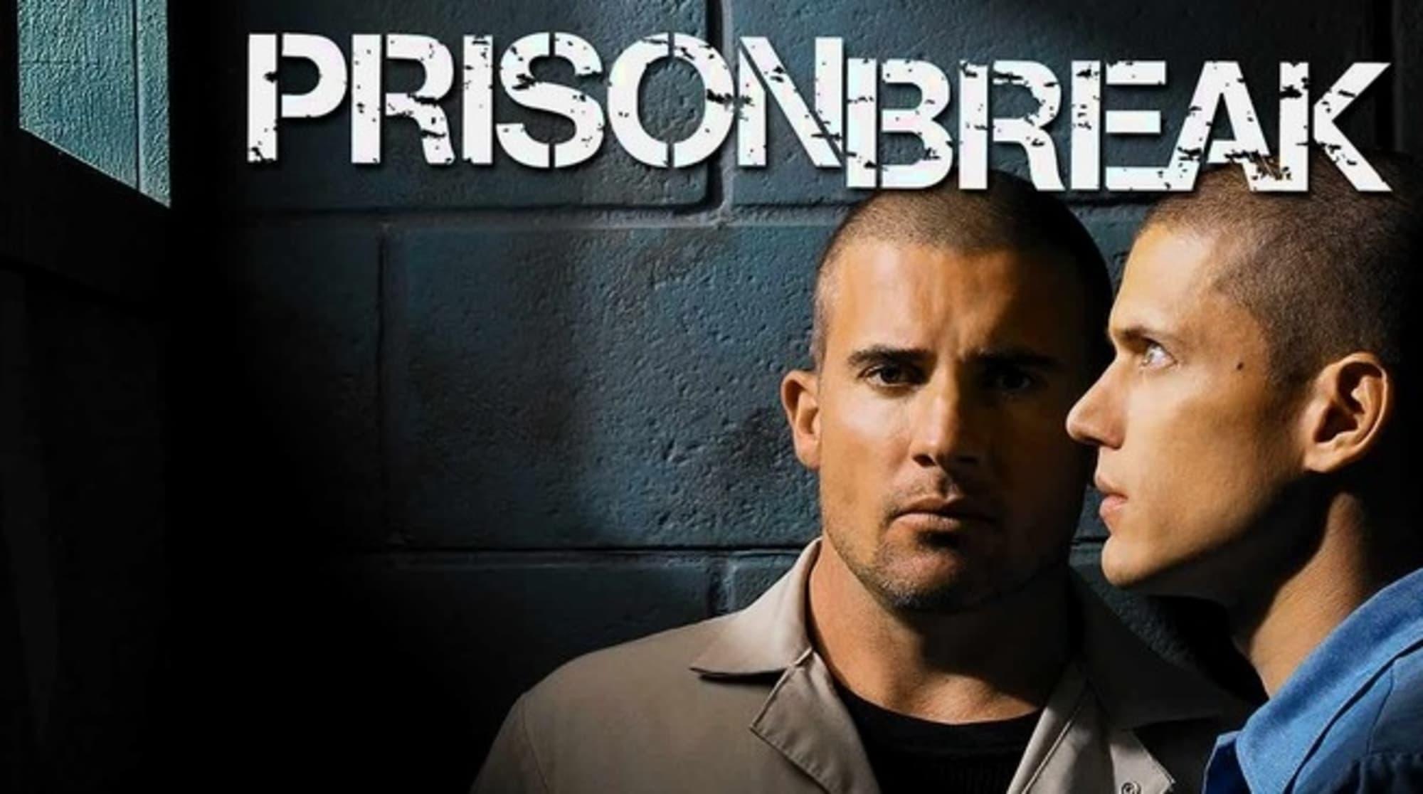 50 Best Tv Shows On Netflix Prison Break Breaks Out