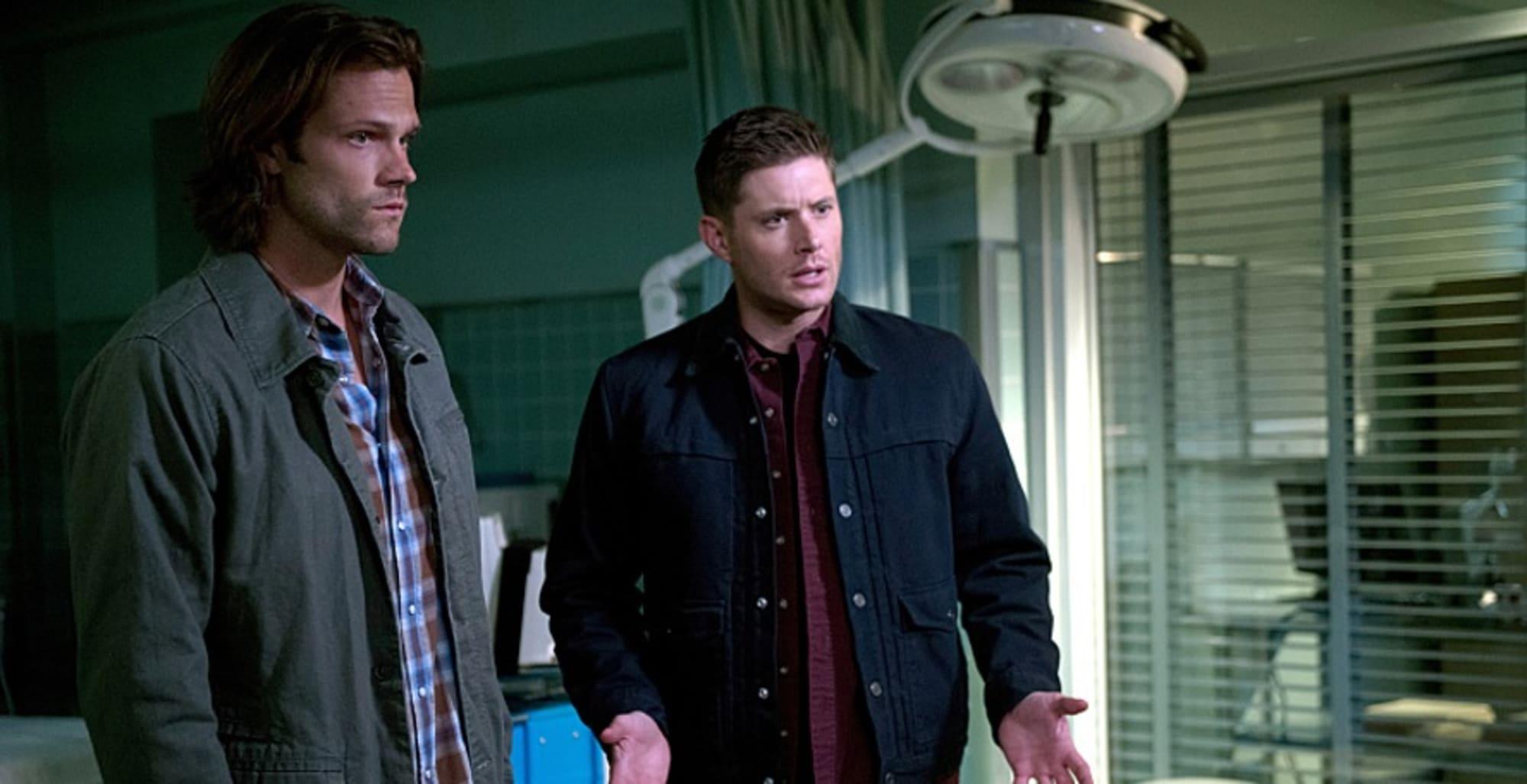 Supernatural Season 11 Netflix