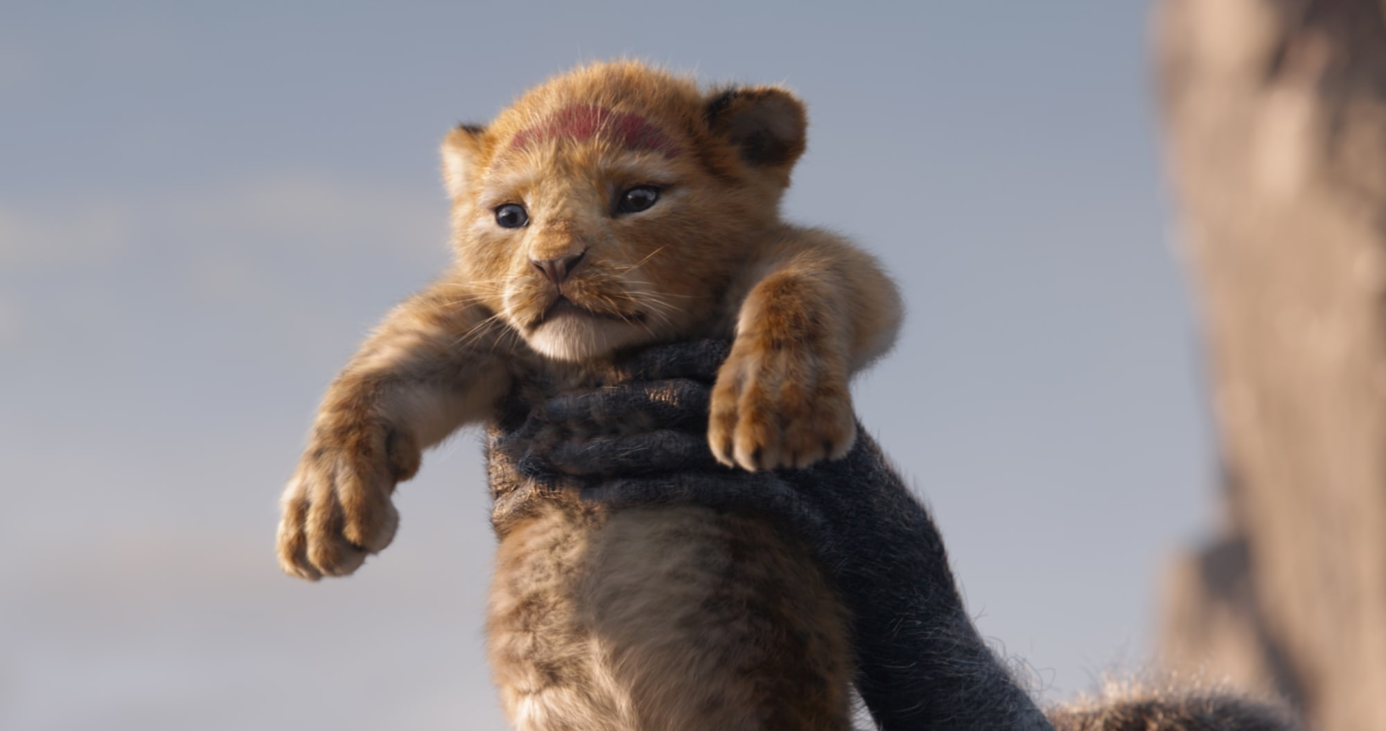 The Lion King remake is a poor version of the original movie